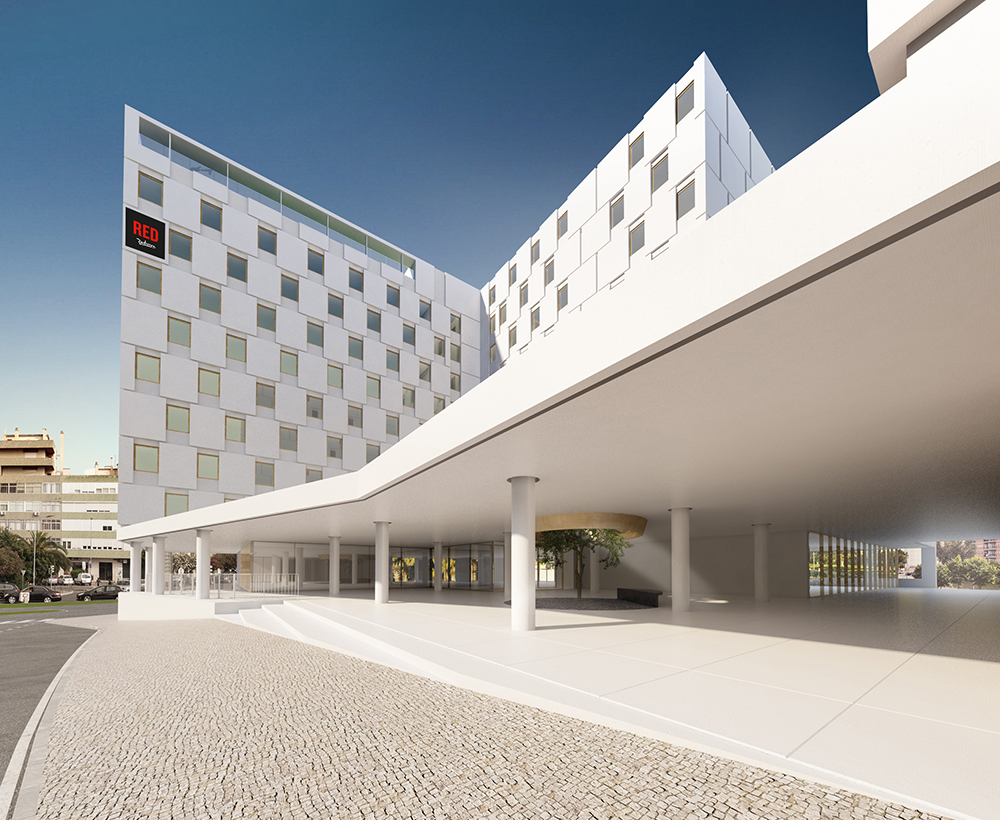 Grupo Radisson traz marca RED para Portugal. Lisboa e Porto vão ter dois novos hotéis em 2021