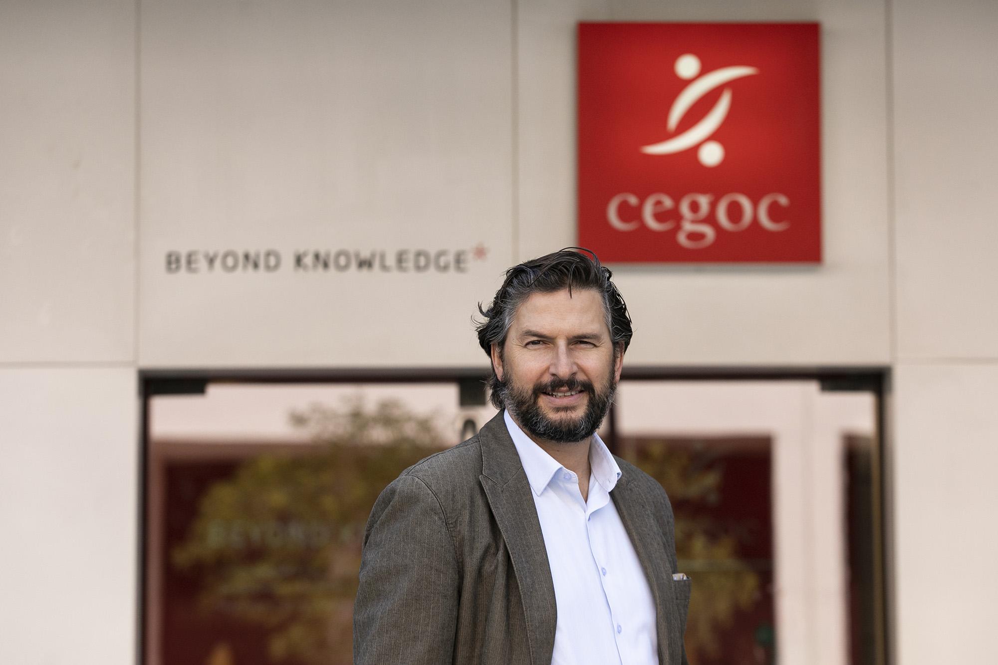 Ricardo Martins, diretor-geral da CEGOC, em entrevista ao ECO - 09SET19