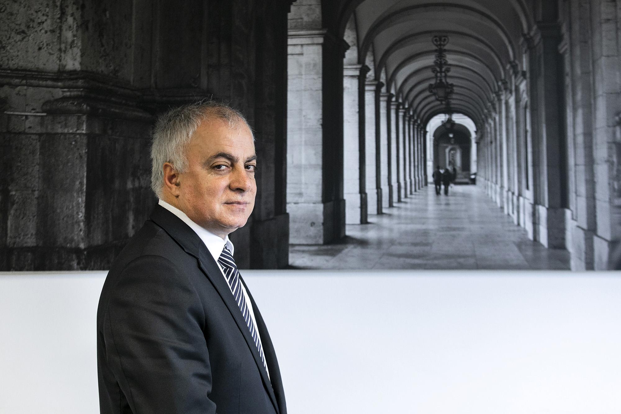 Luís Lima, presidente da APEMIP, em entrevista ao ECO - 09OUT19