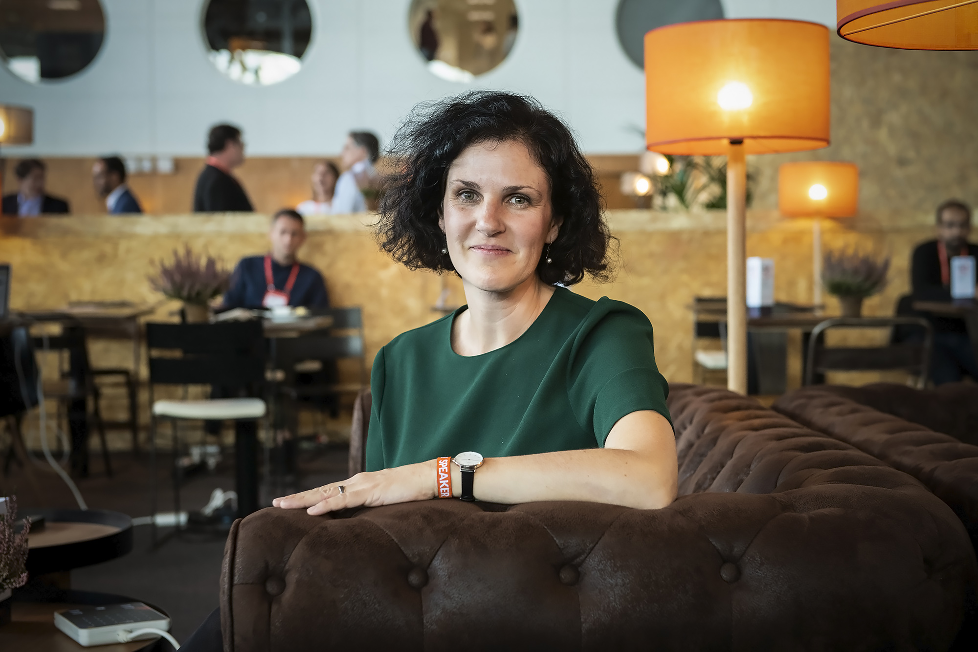 Barbara Martin Coppola, Chief Digital Officer da IKEA, em entrevista ao ECO - 05NOV19