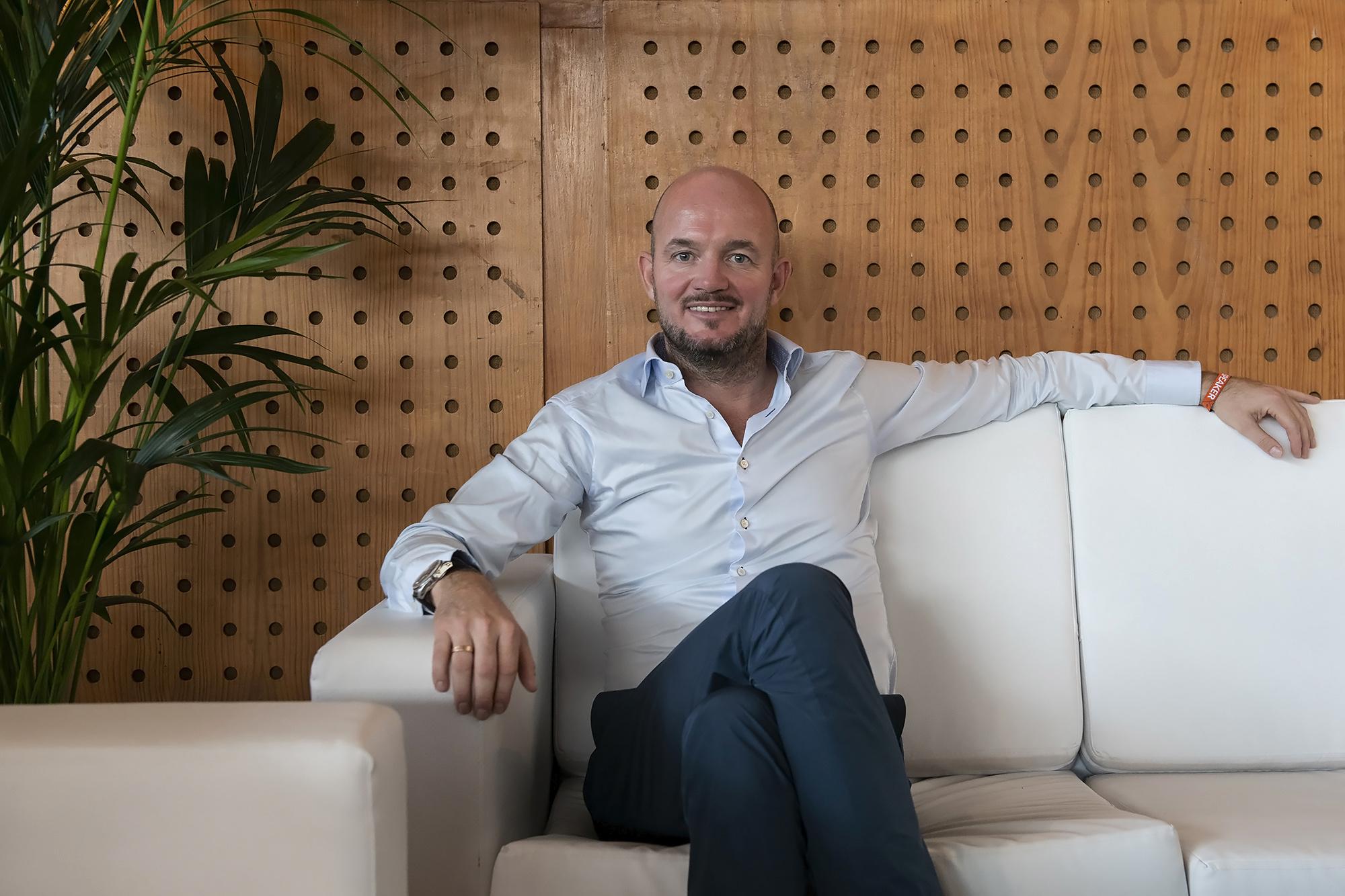 Nils Henning, CEO da Casafari, em entrevista ao ECO - 05NOV19