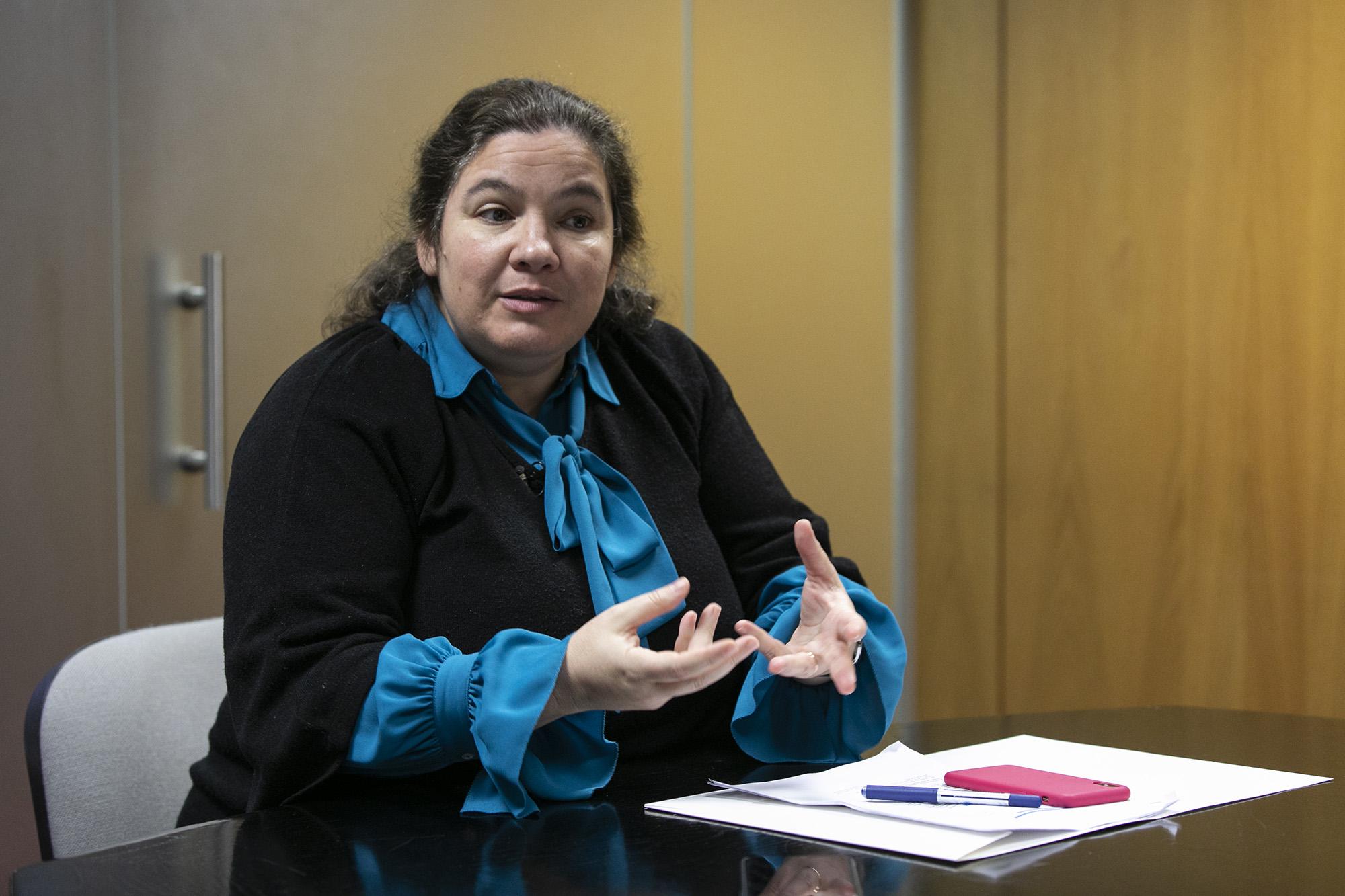 Alexandra Leitão, Ministra da Modernização do Estado e da Administração Pública, em entrevista ao ECO - 17DEZ19