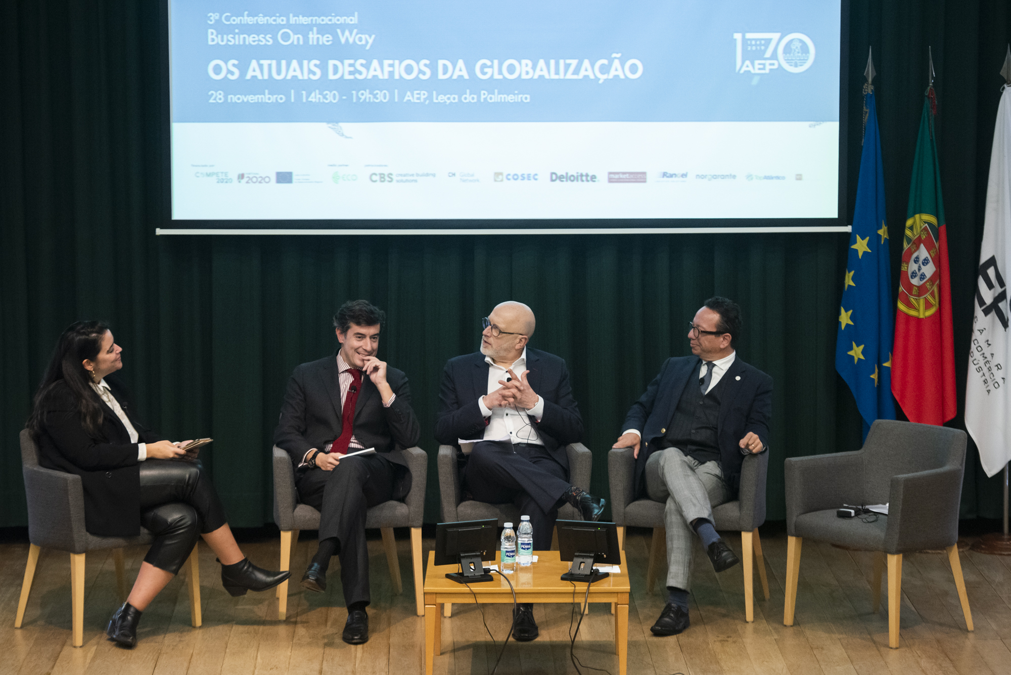 Conferência Business on the Way, AEP - 28NOV19
