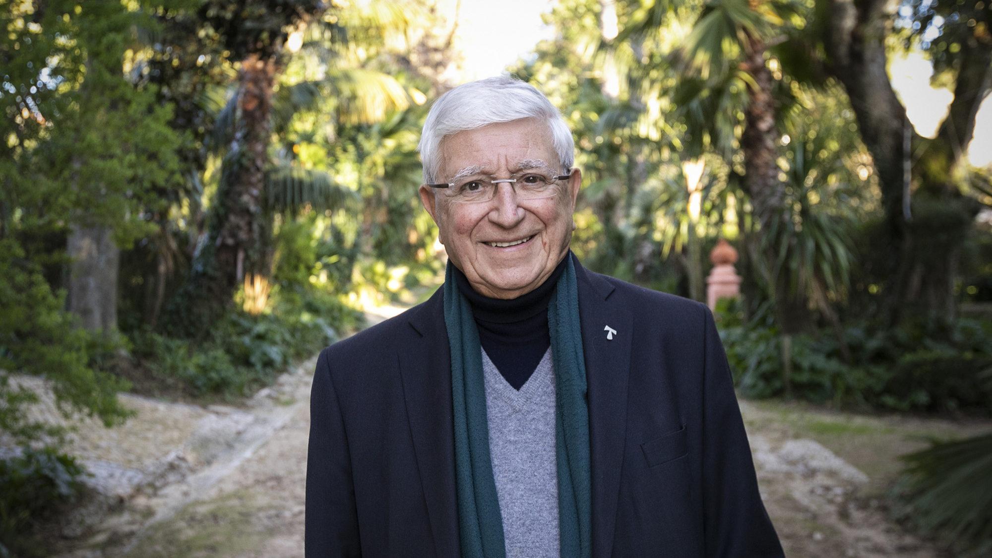 Padre Vítor Melícias em entrevista ao ECO - 03NOV19