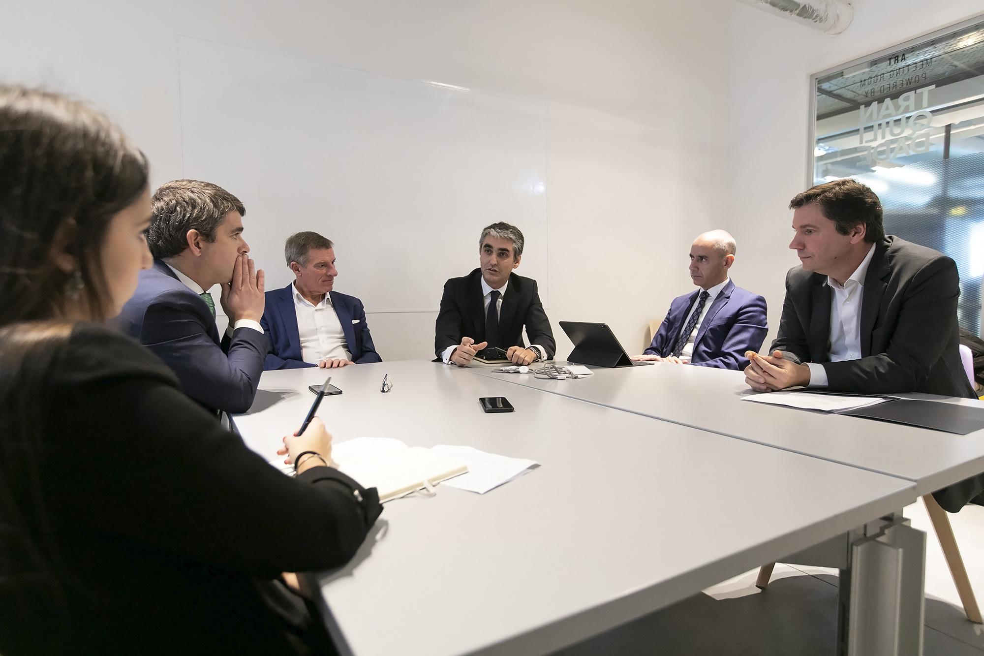 Mesa redonda de debate sobre a atualidade do Imobiliário em Portugal - 19DEZ19