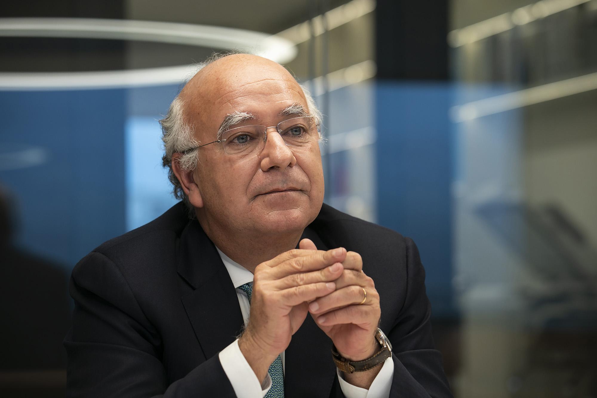 Nuno Galvão Teles, managing partner da Morais Leitão, em entrevista ao ECO/Advocatus - 16DEZ19
