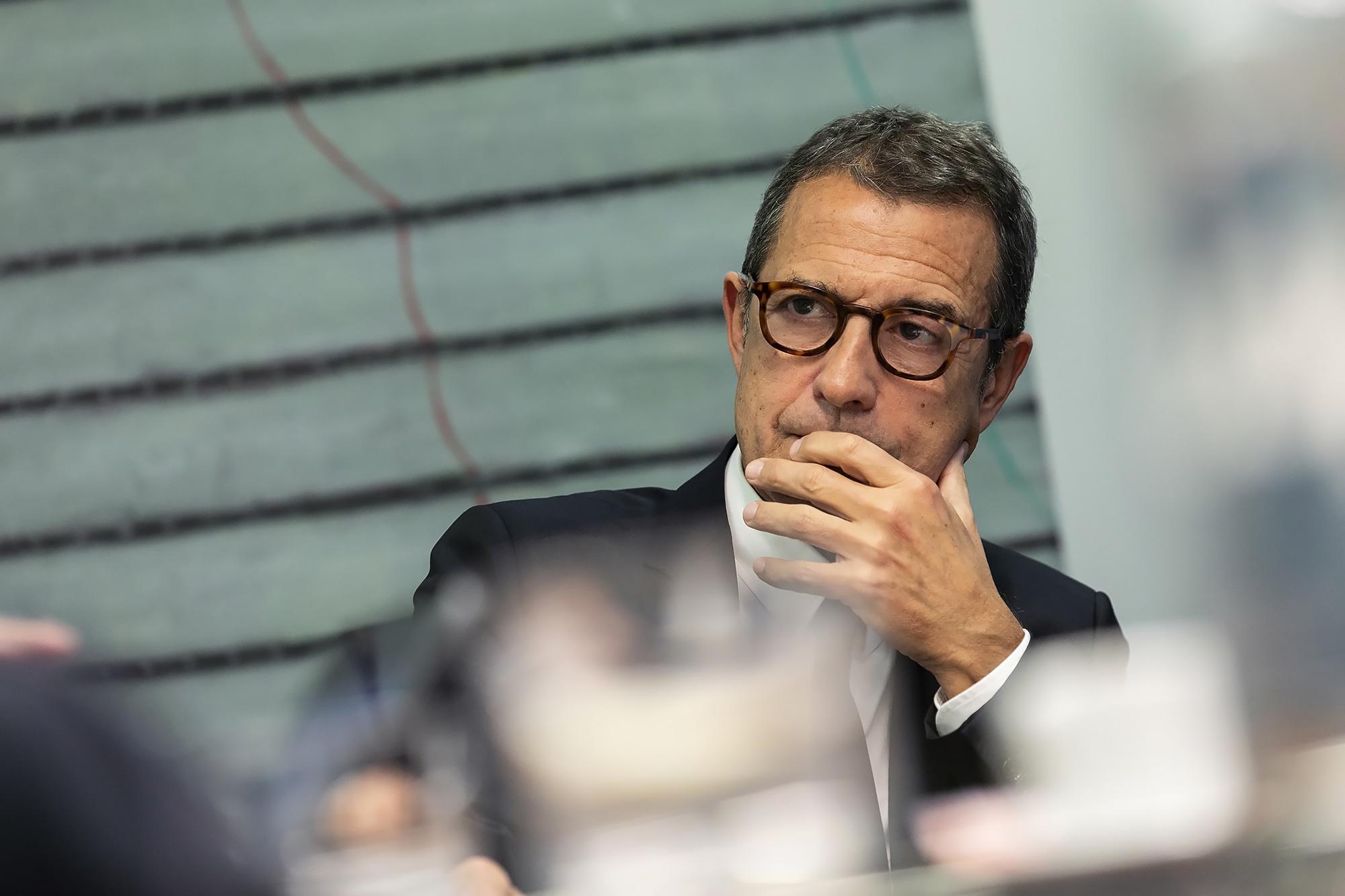 António Mexia, CEO da EDP, em entrevista ao ECO - 22JAN20