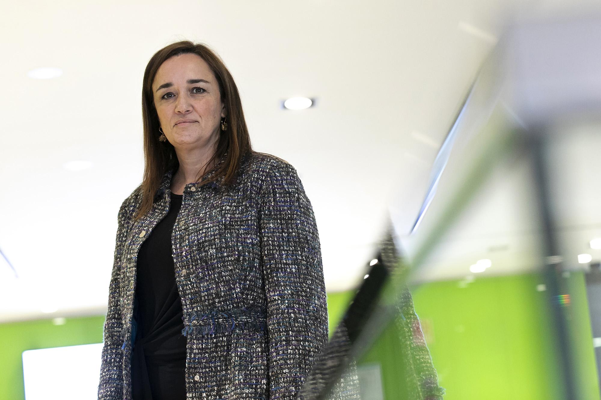 Catarina Horta, DRH Novo Banco