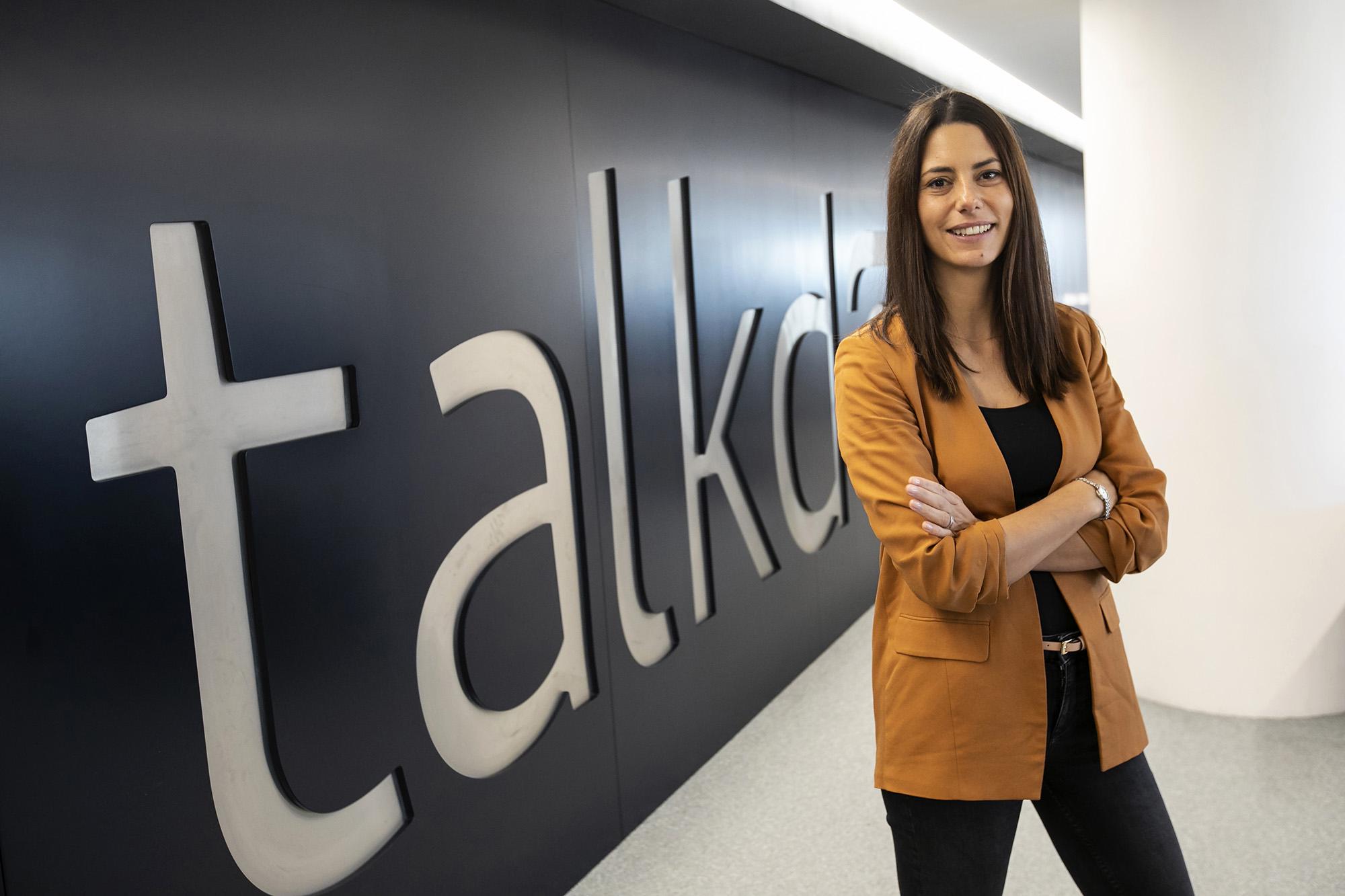 Francisca Matos DRH Talkdesk