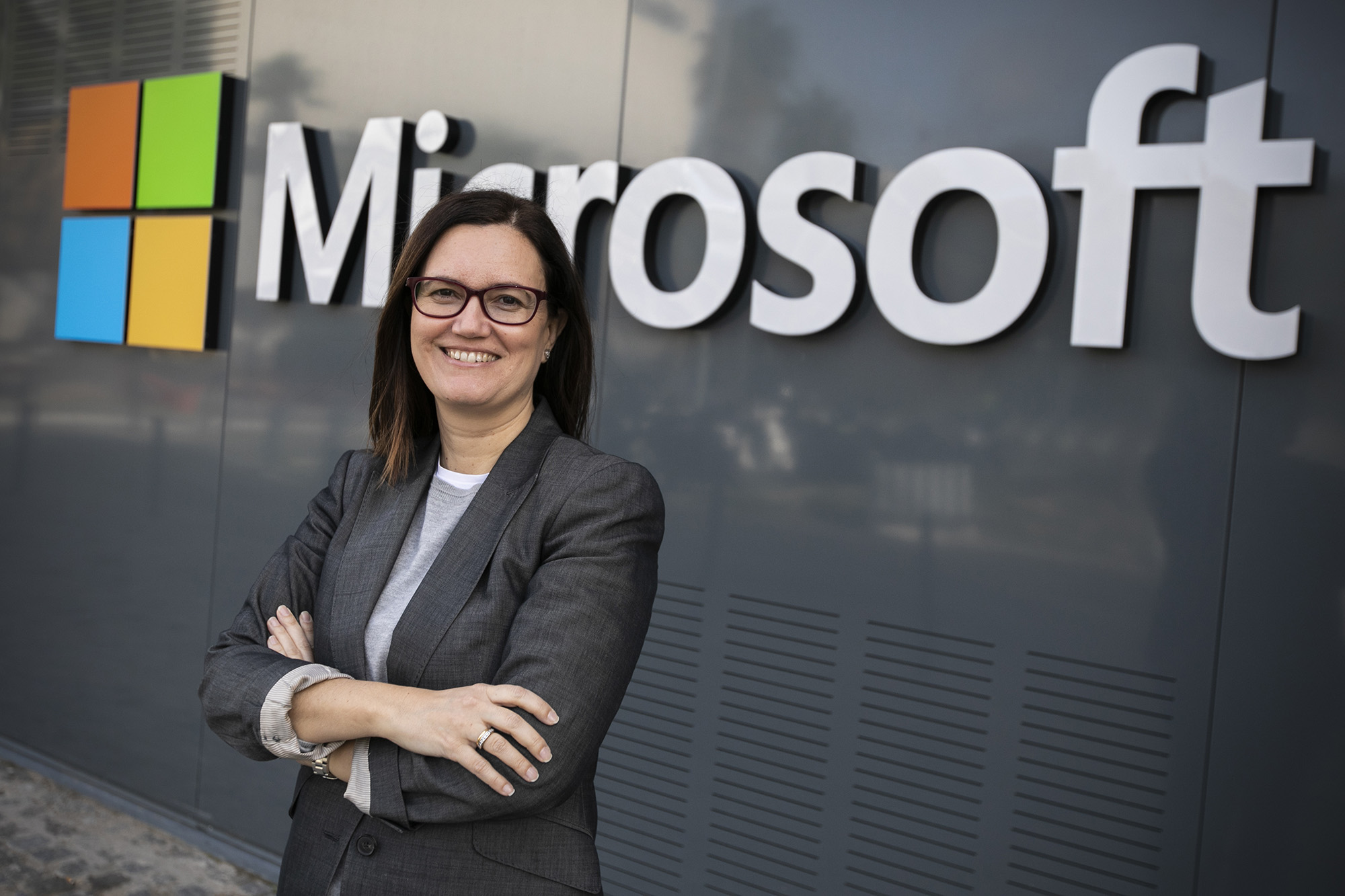 Isabel Izquierdo DRH Microsoft Iberia