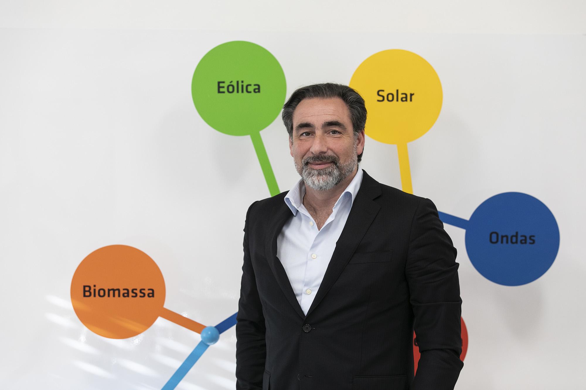 Pedro Amaral Jorge, presidente da APREN, em entrevista ao ECO - 17JAN20