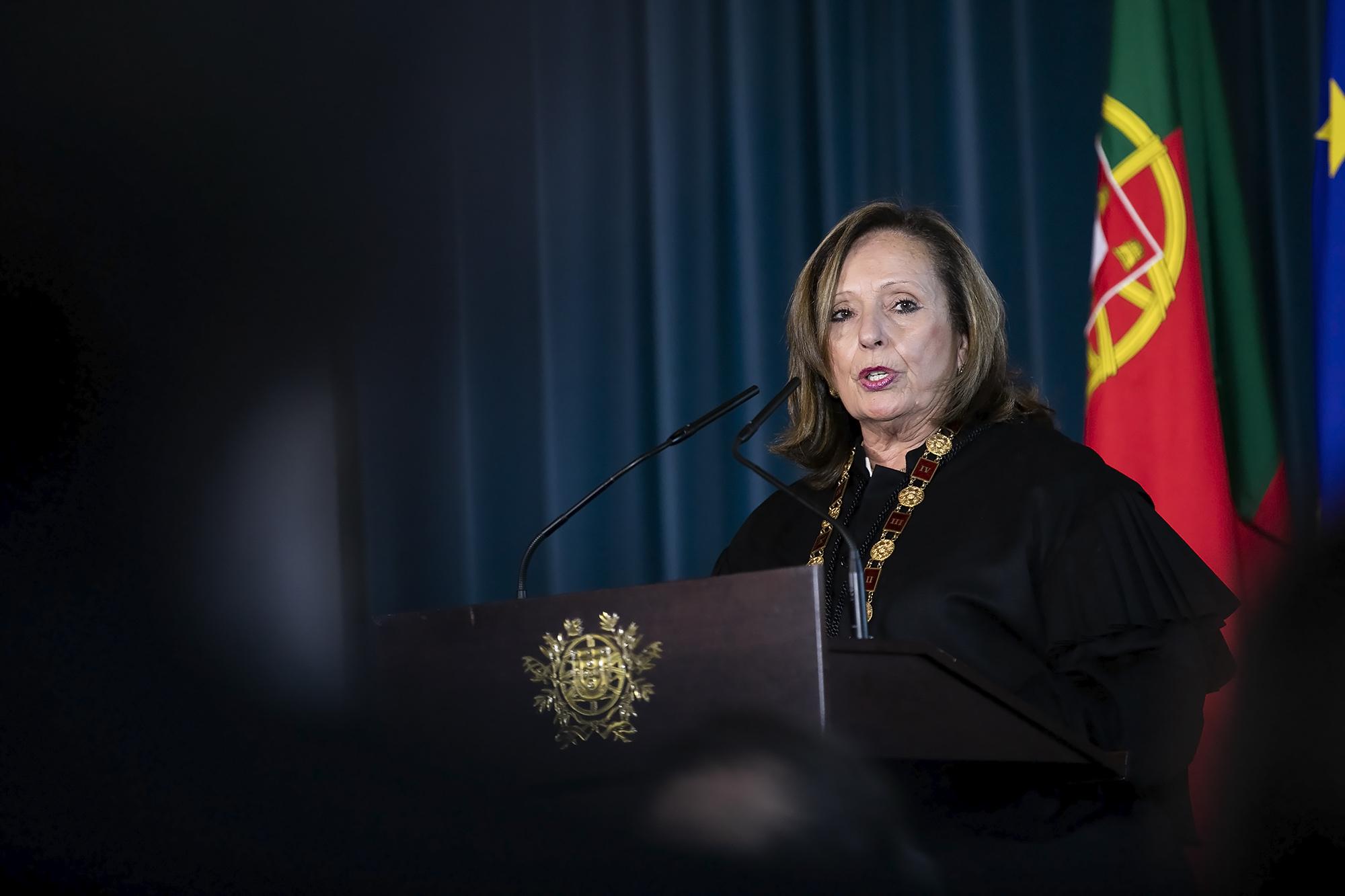 Cerimónia de abertura do ano judicial 2020 - 06JAN20