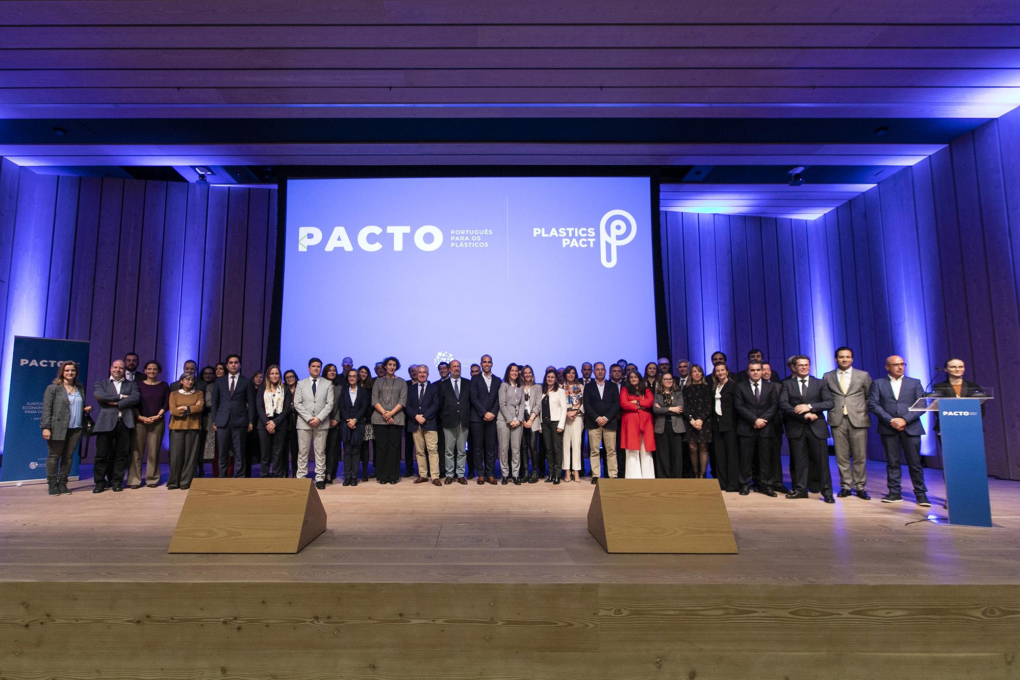 Apresentação do Pacto Português para os Plásticos - 04FEV20