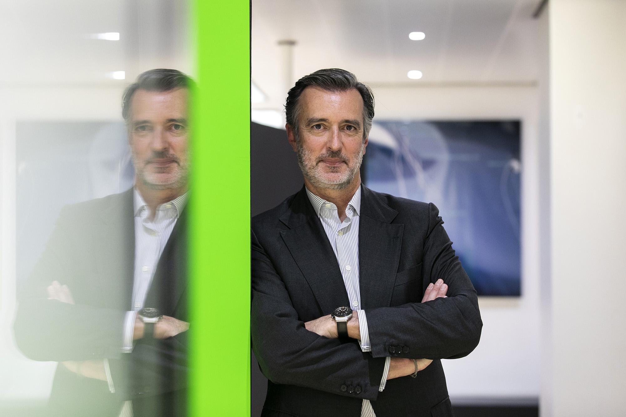 João Cotrim de Figueiredo, presidente da Iniciativa Liberal, em entrevista ao ECOP - 03MAR20