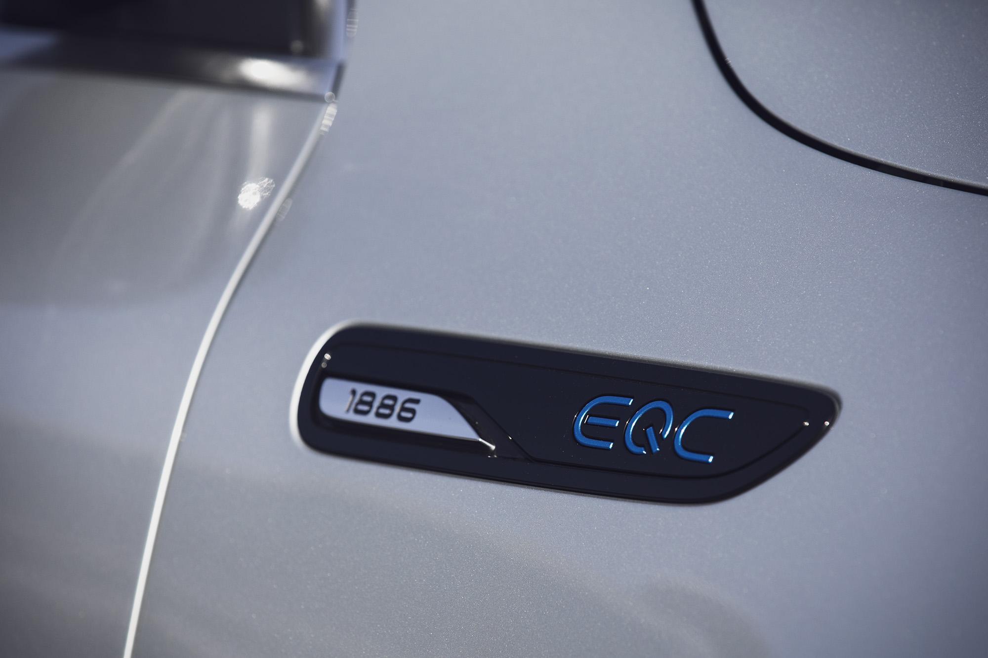 Fotoreportagem ensaio Mercedes EQC - 28FE20