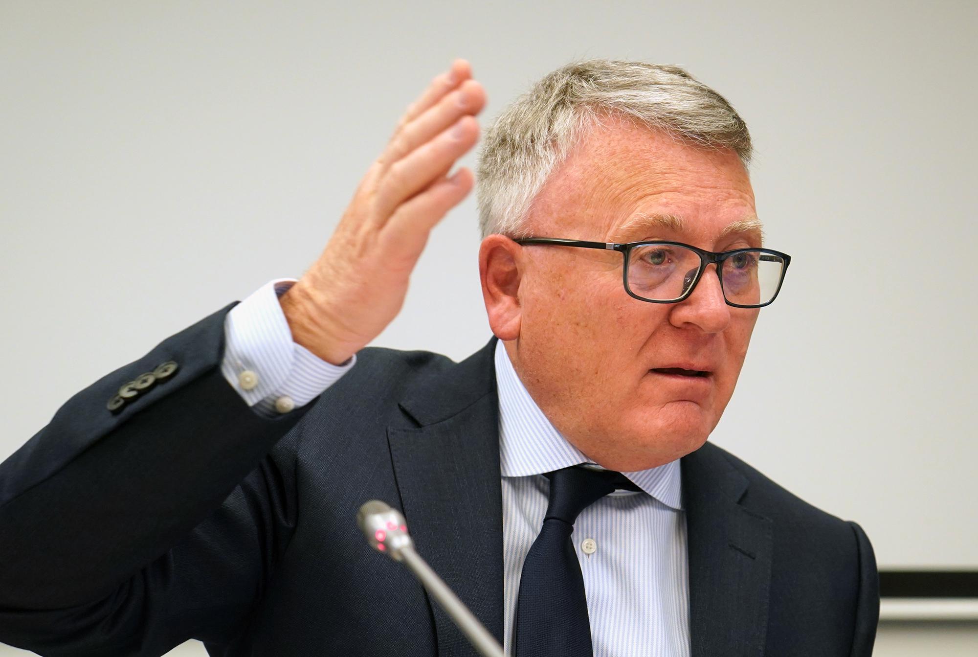 Nicolas Schmit, Comissário Europeu para o Emprego e Direitos Sociais