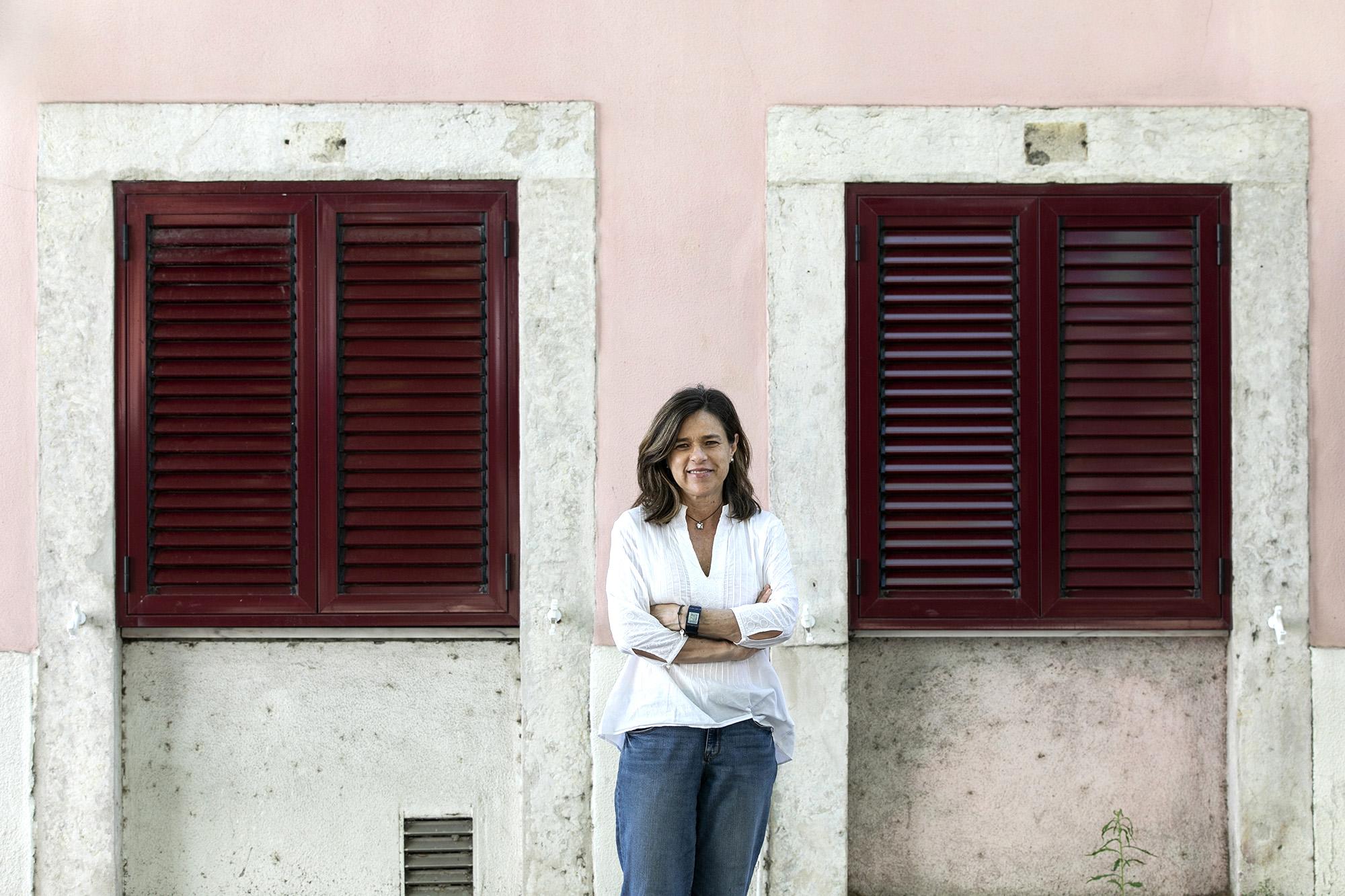 Cristina Siza Vieira, Presidente Executiva da Associação da Hotelaria de Portugal, em entrevista ao ECO - 21MAI20
