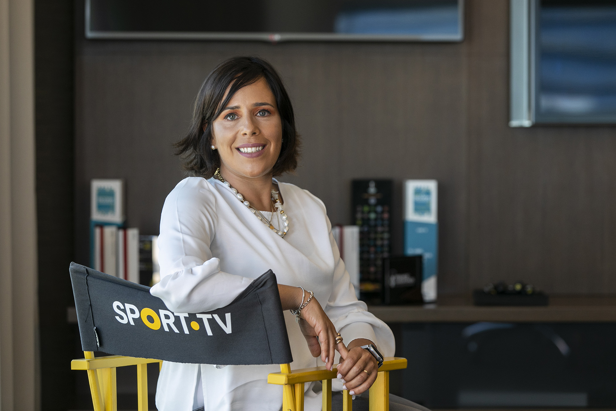 Na mesa do recrutador com Alexandra Sequeira Carvalho, diretora de RH da Sporttv - 24JUN20