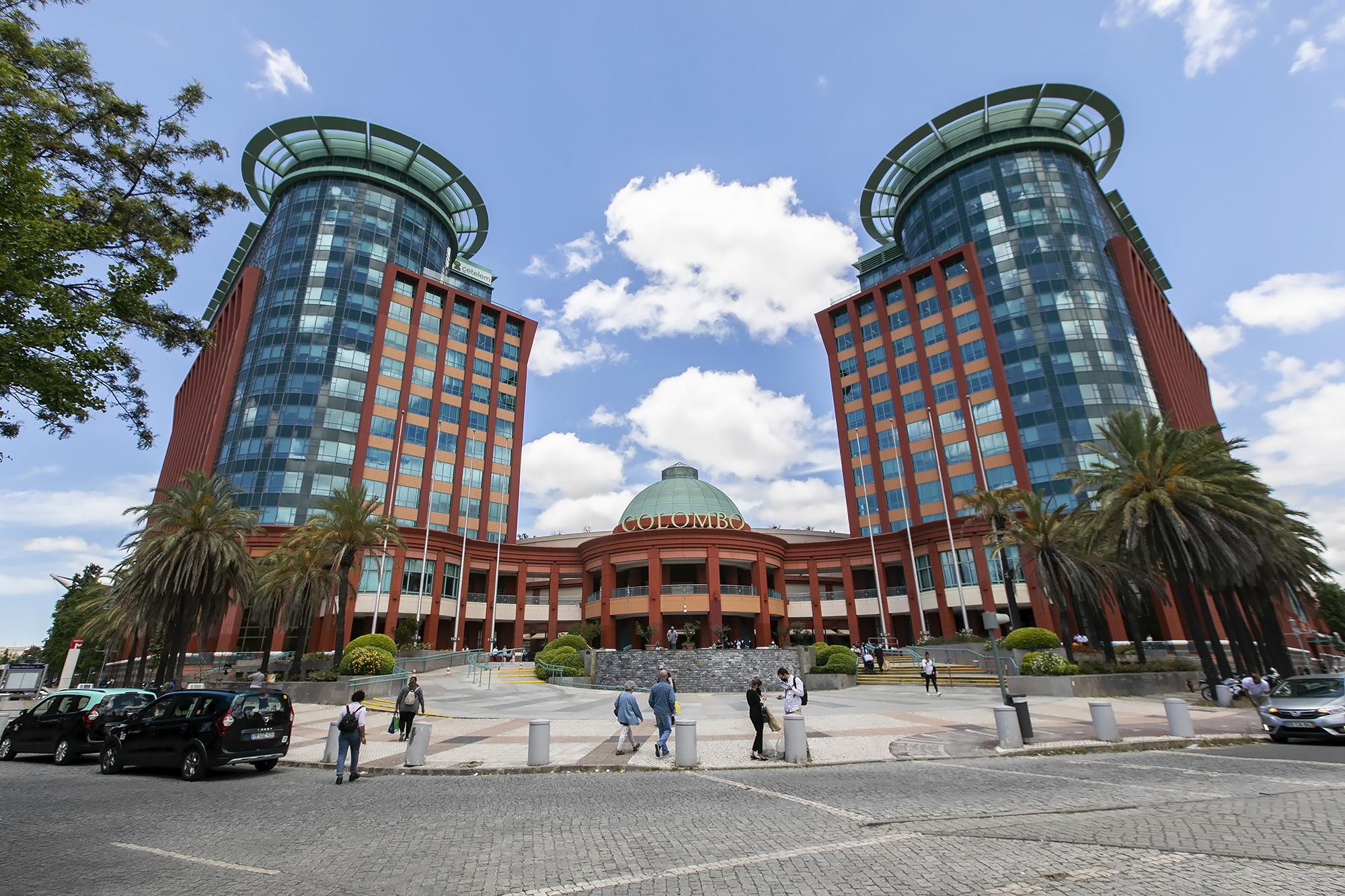 Centro Comercial Colombo reabre ao público - 15JUN20