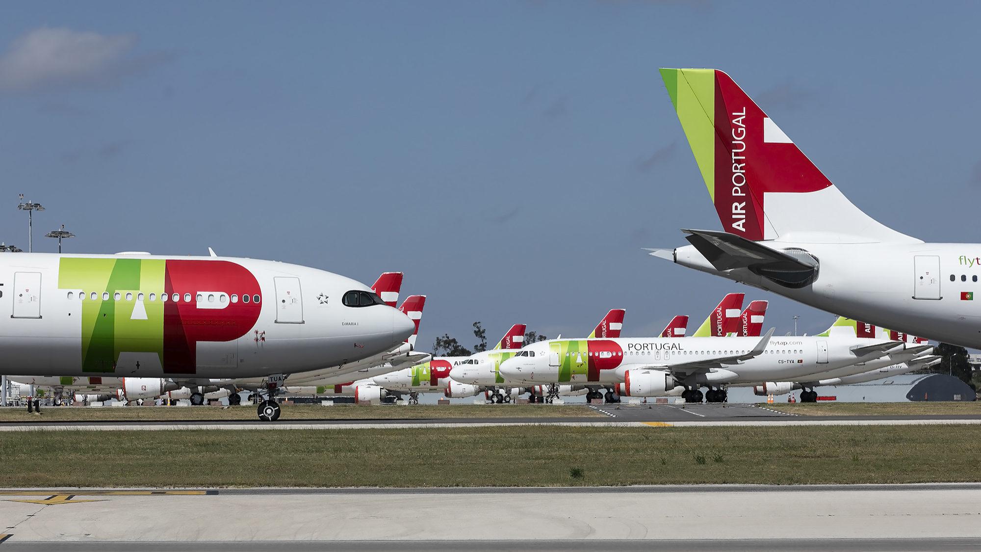 Aeroporto Humberto Delgado - 05JUN20