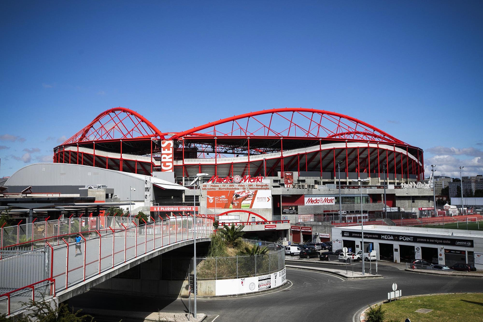 Estádio da Luz - 18JUN20