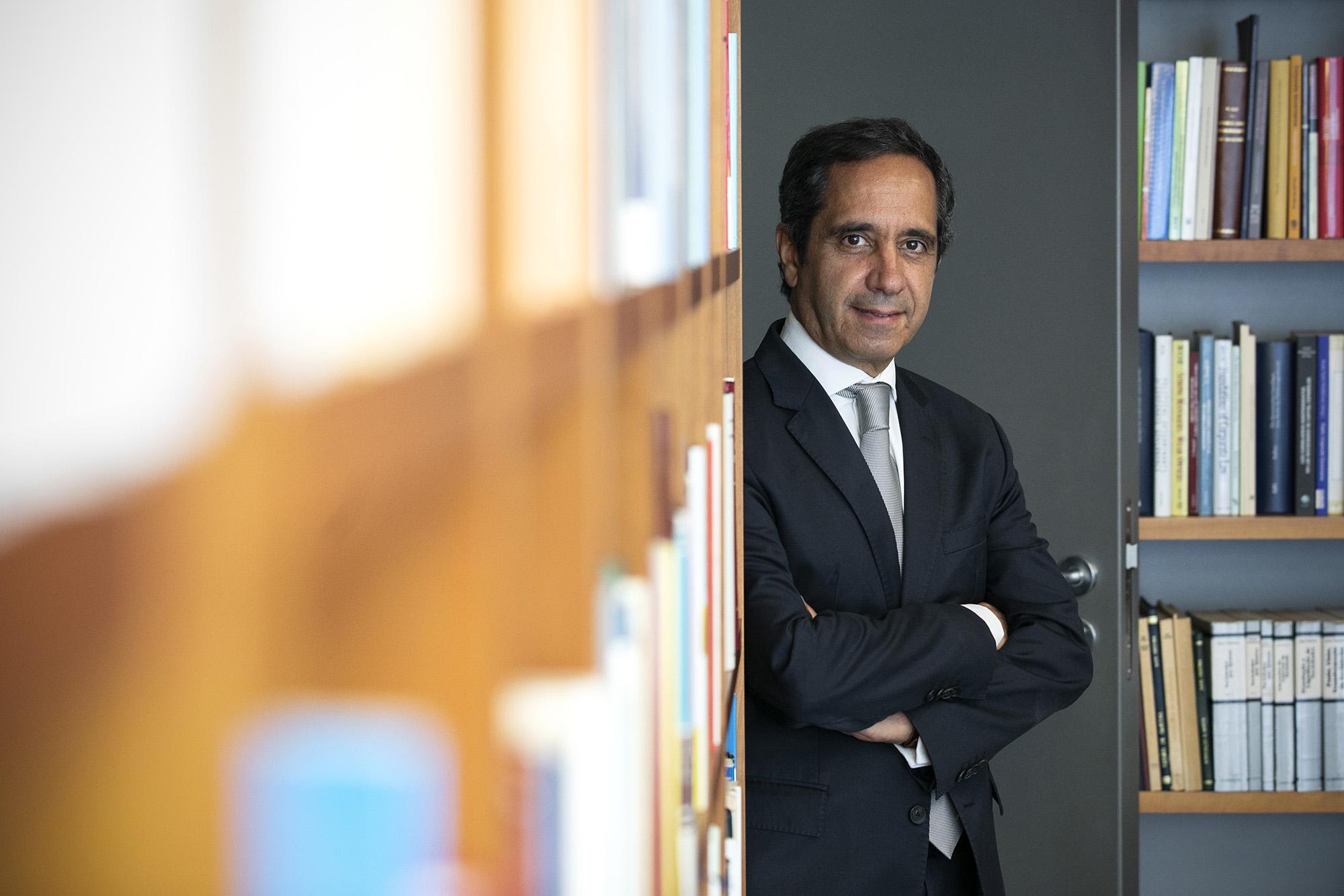 Paulo Câmara, Managing Partner da Sérvulo & Associados, em entrevista ao ECO/Advocatus - 30JUL20