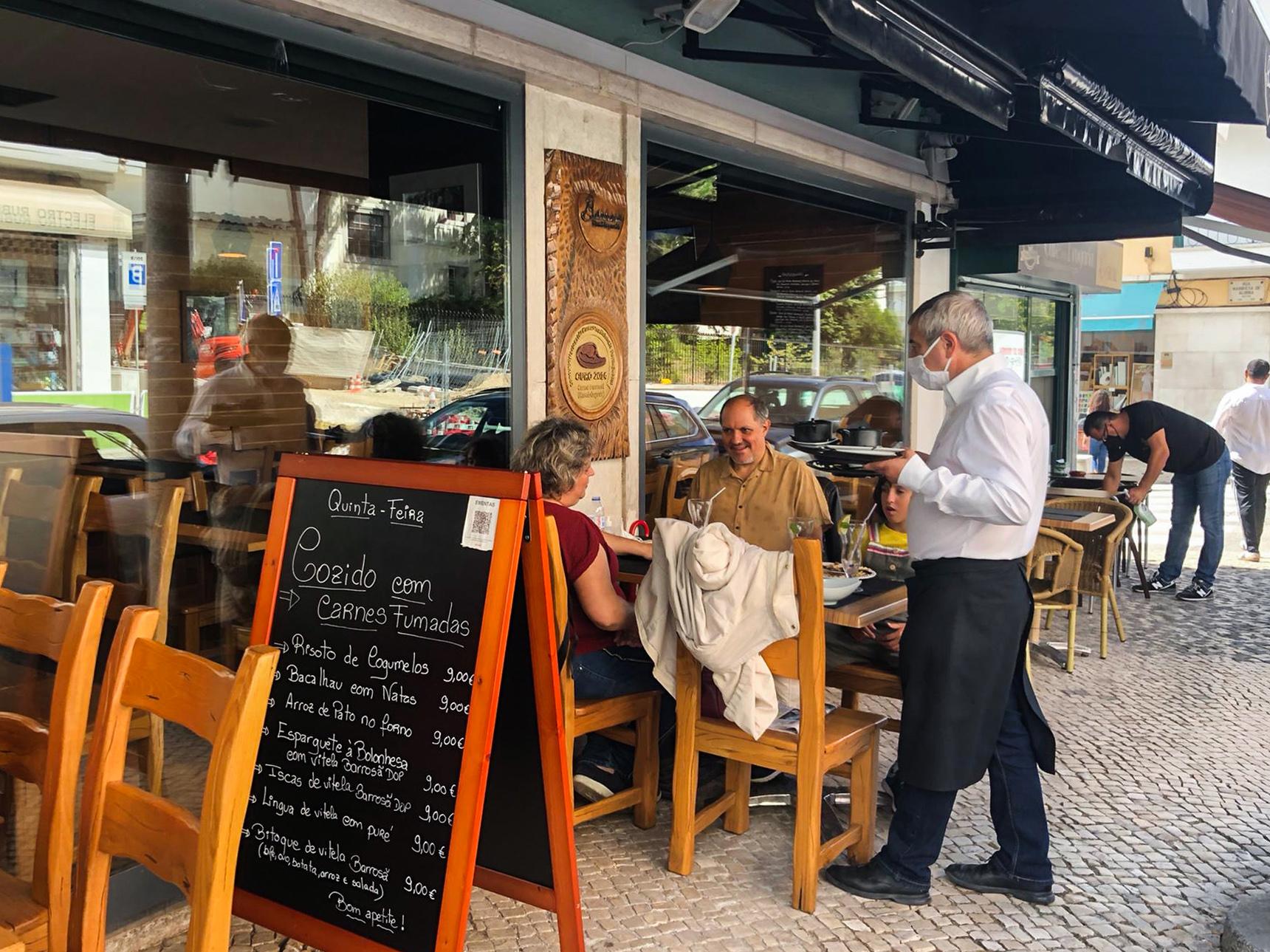 Restaurante Barrosã, Alvalade