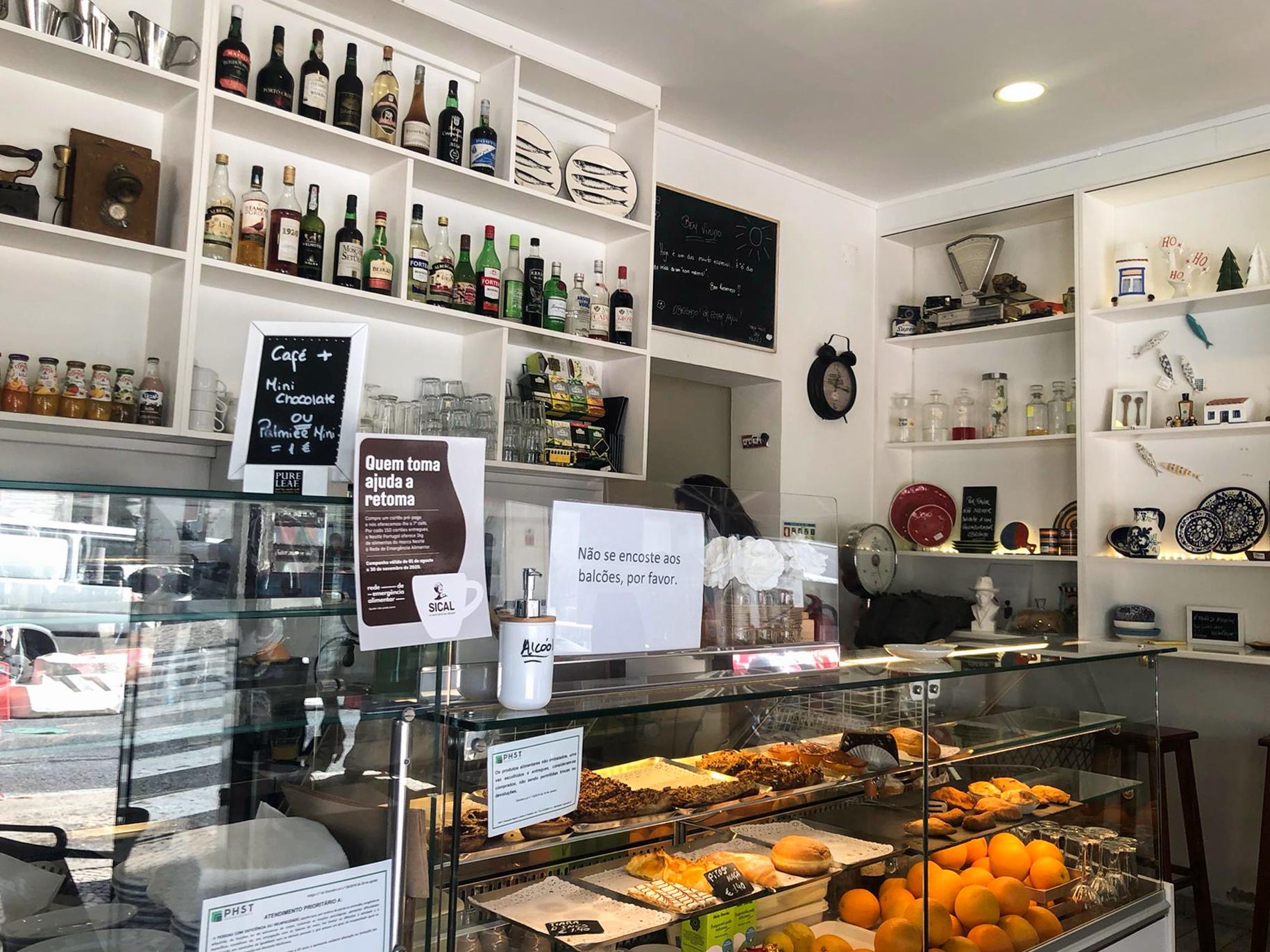 Café da Drogaria, Alvalade