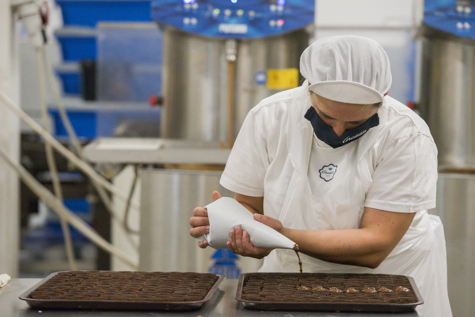 Fábrica da Casa de Chocolate Arcadia - 24SET20