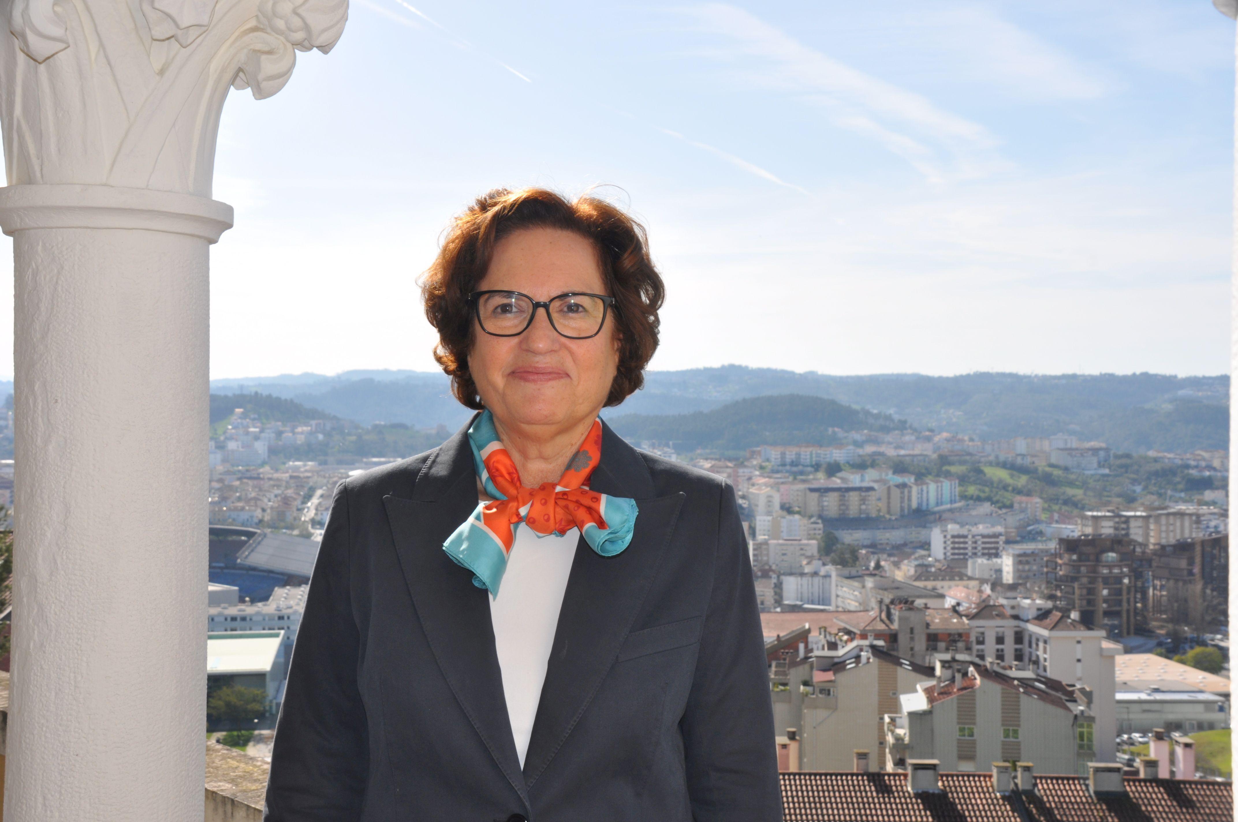 Isabel Damasceno, presidente da CCDRC