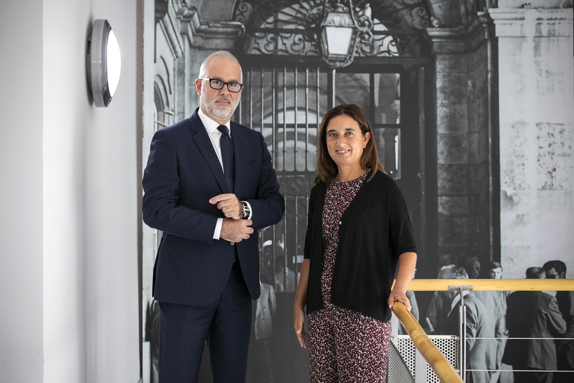 Isabel Ucha e Abel Sequeira Ferreira em entrevista ao ECO/Capital Verde - 18SET20