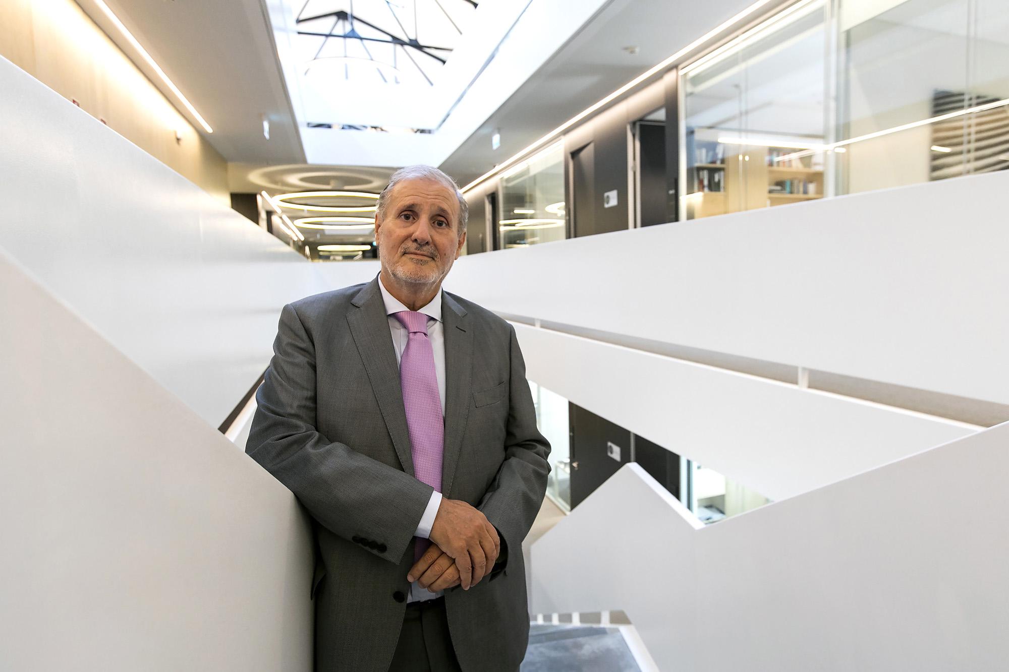 Jorge Bleck, senior partner da VdA, em entrevista ao ECO/Advocatus - 21SET20