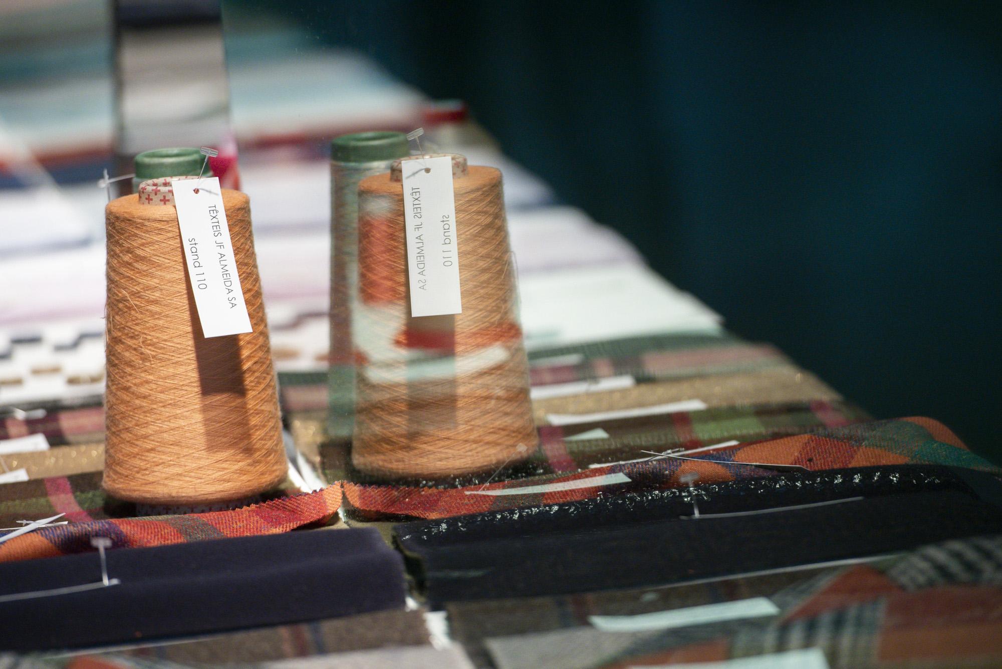 Feira têxtil MODtissimo, na Alfândega do Porto - 23SET20