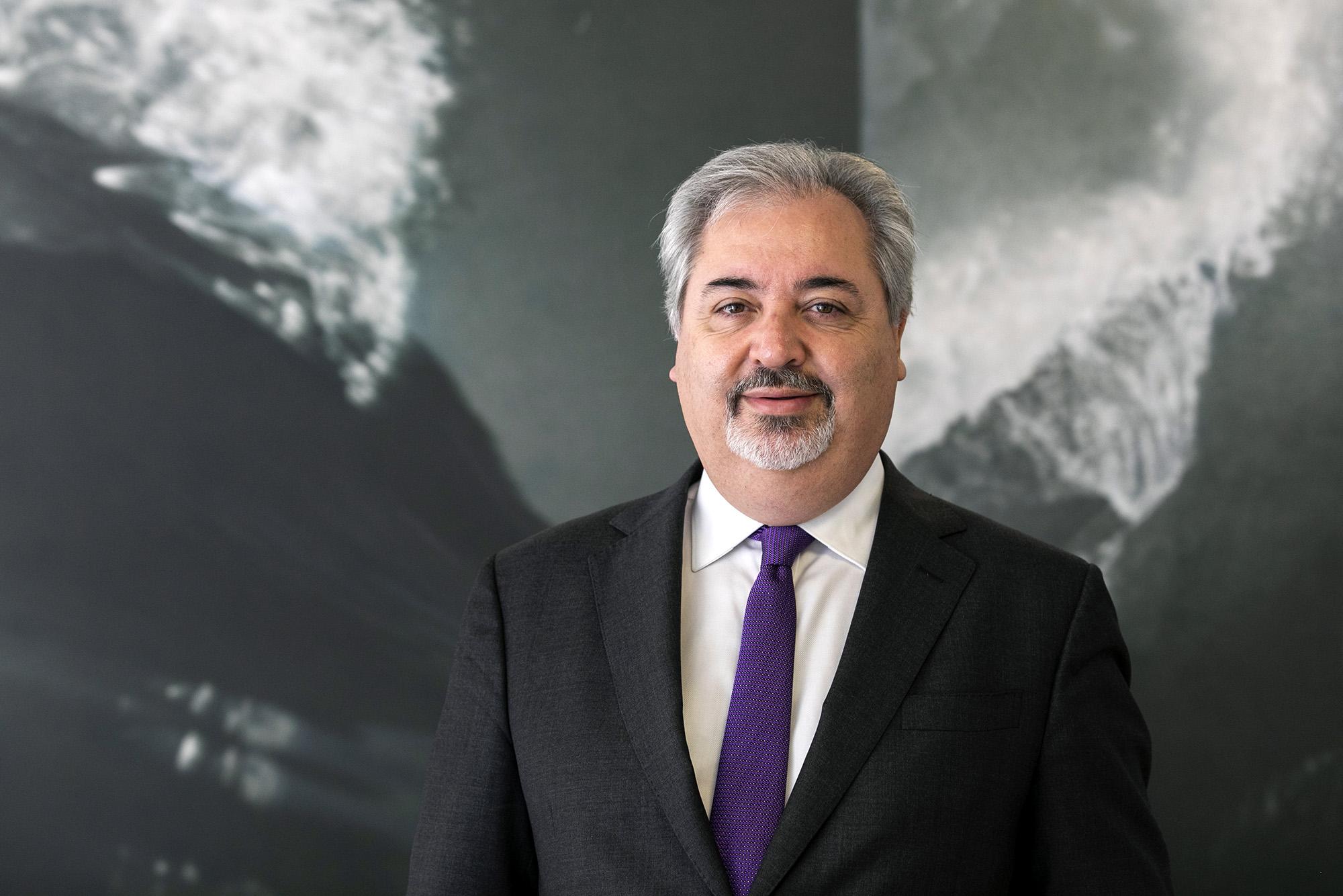 José Moreira da Silva, sócio da SRS Advogados, em entrevista ao ECO/Advocatus - 16OUT20