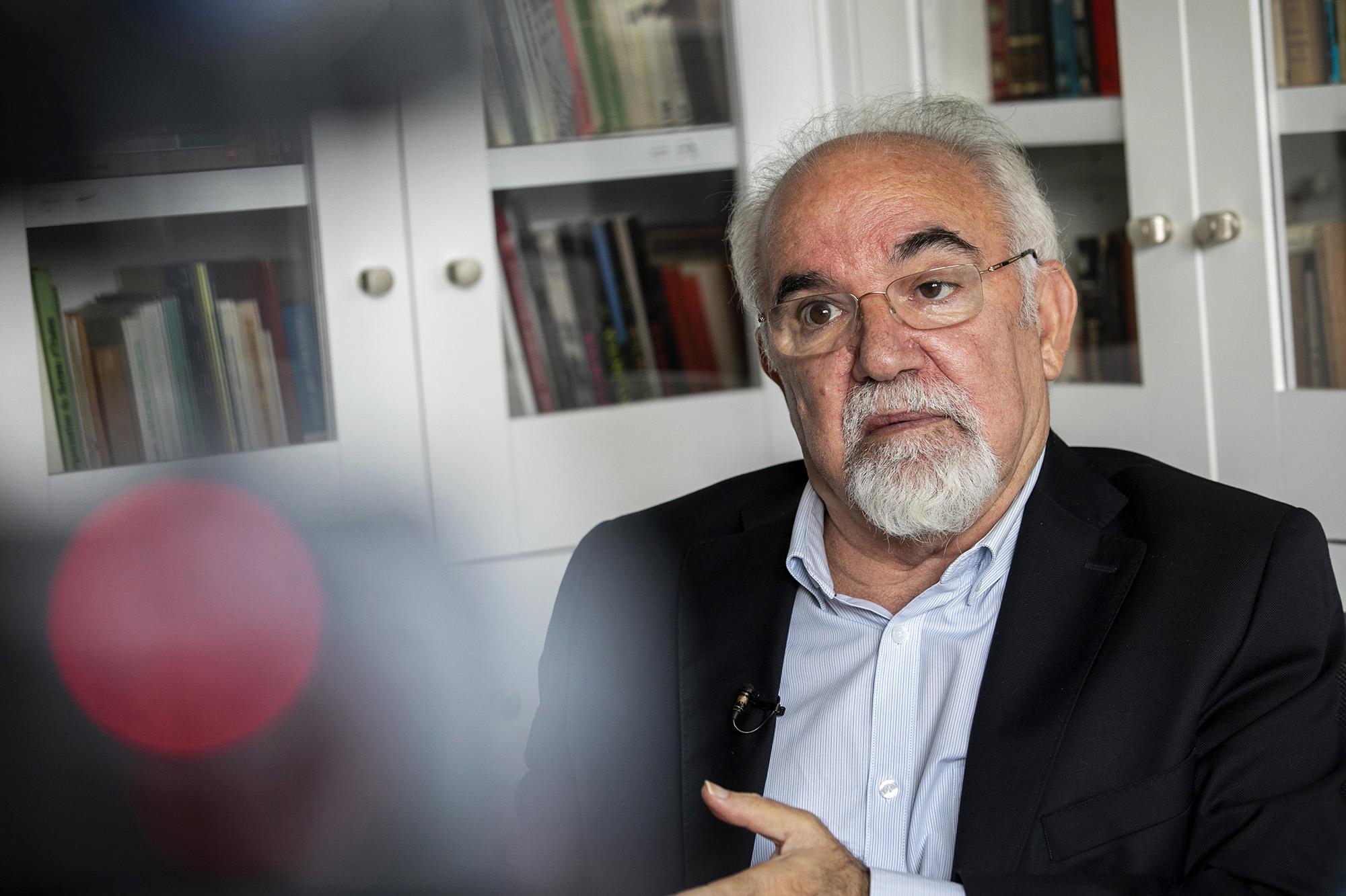 Vieira da Silva em entrevista ao ECO - 21OUT20