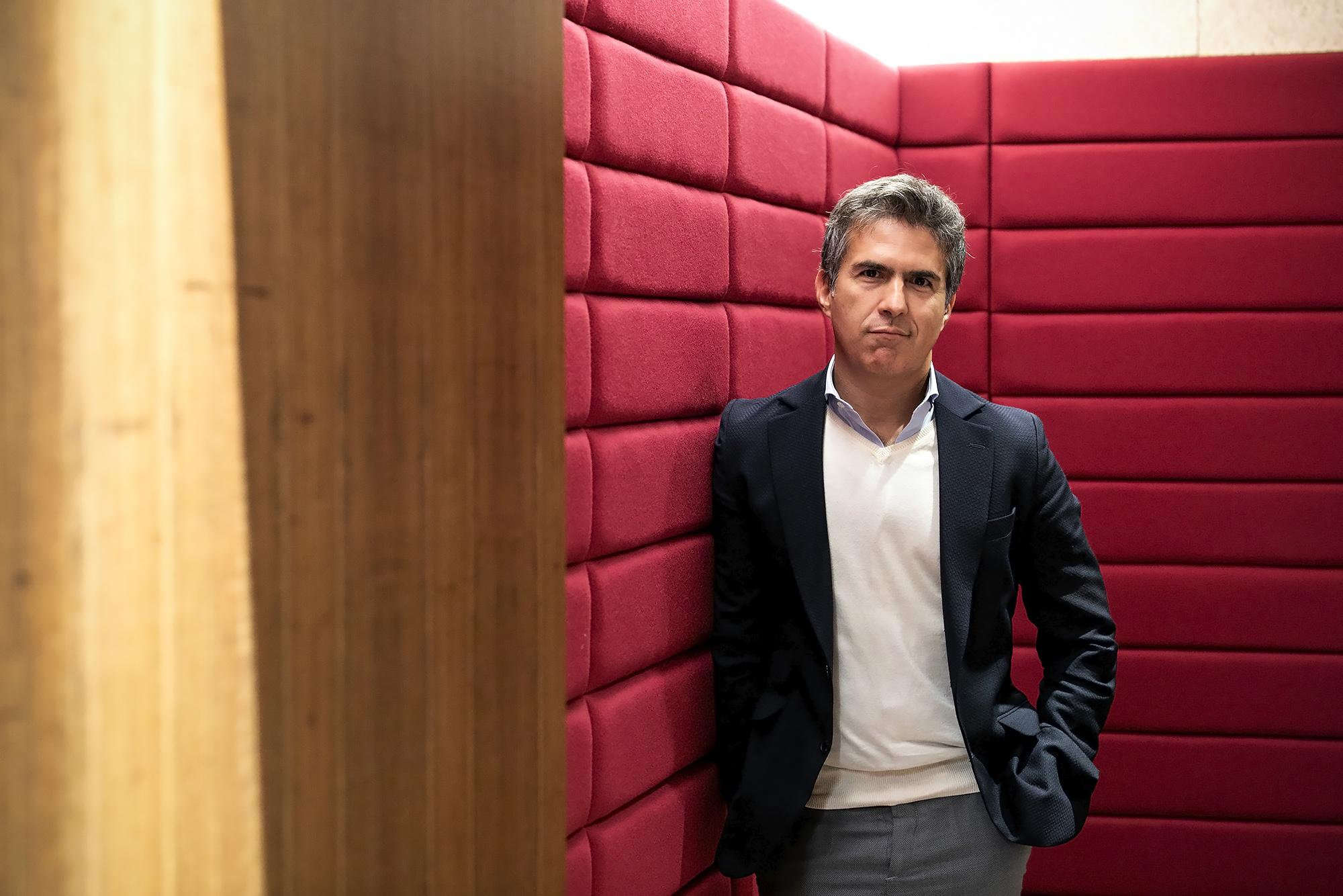 Adolfo Mesquita Nunes em entrevista ao ECO - 05NOV20