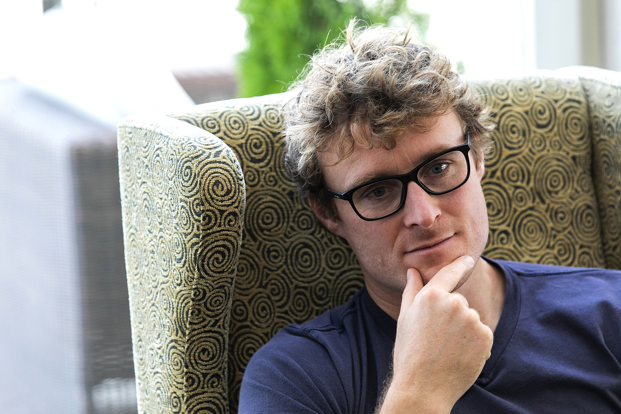 Paddy Cosgrave, fundador do Web Summit, em entrevista ao ECO - 26NOV20