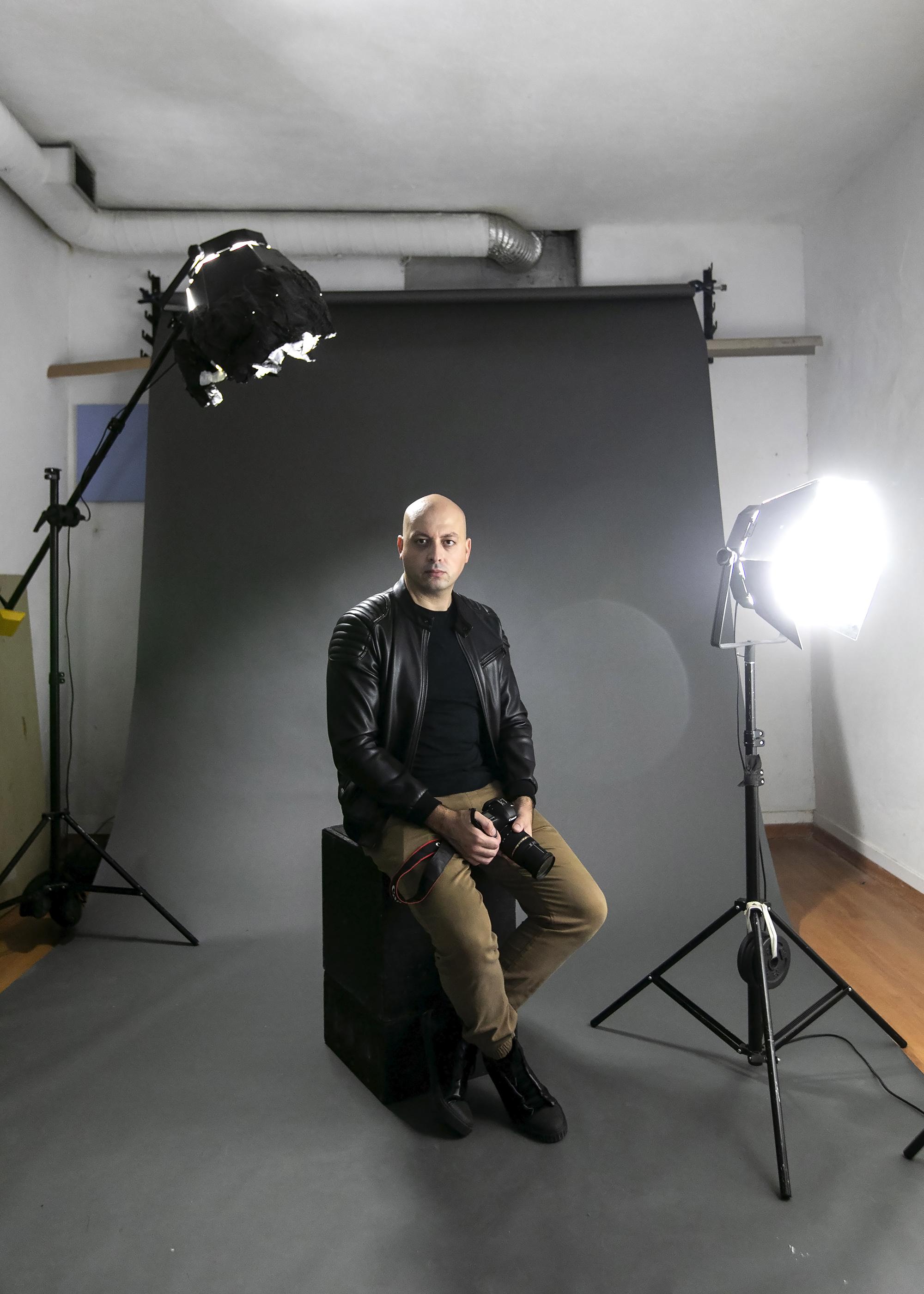 Reportagem com a União Audiovisual - 16NOV20