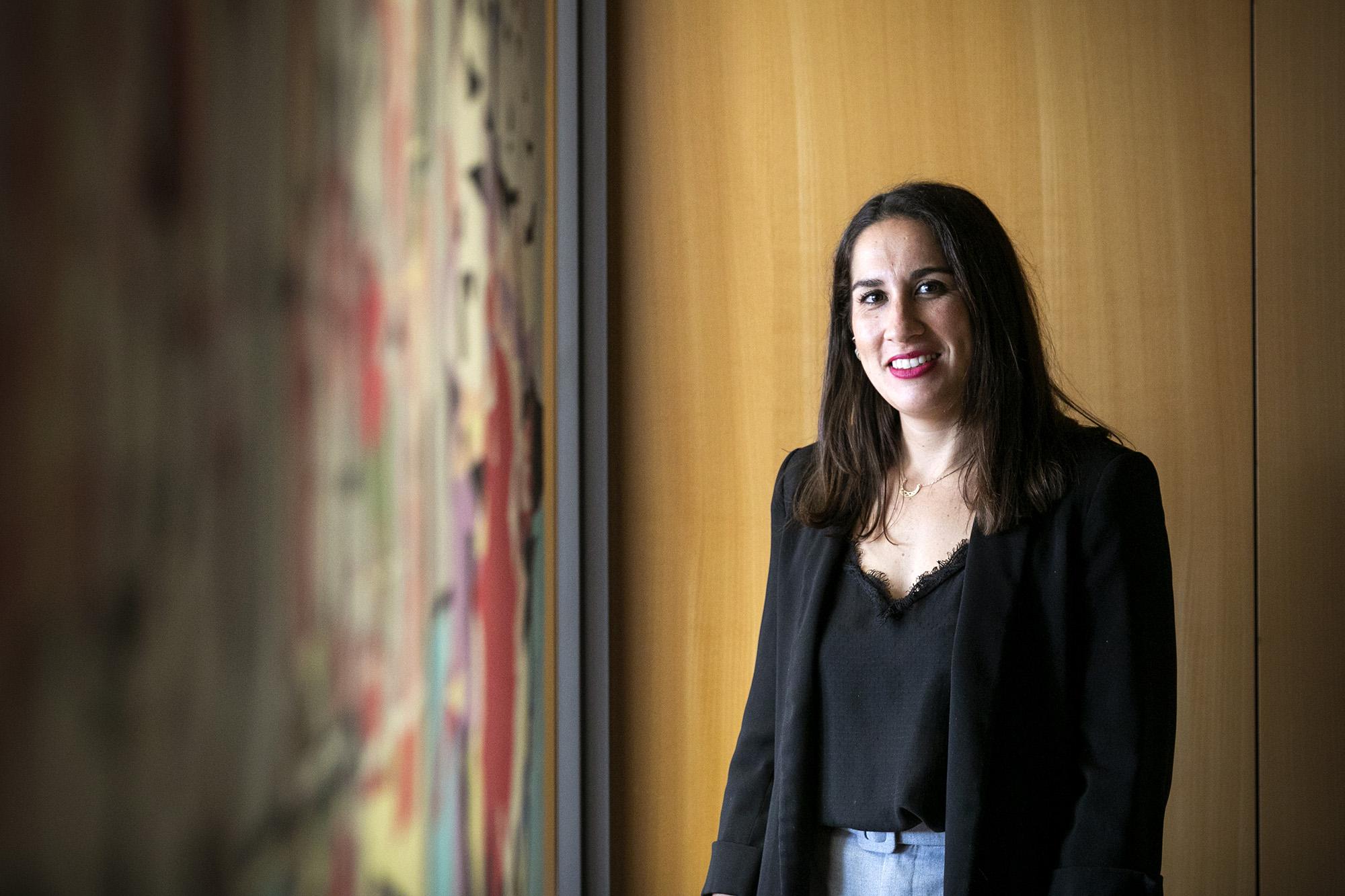 Mariana Gonçalves, Secretária de Estado da Habitação, em entrevista ao ECO - 04DEZ20