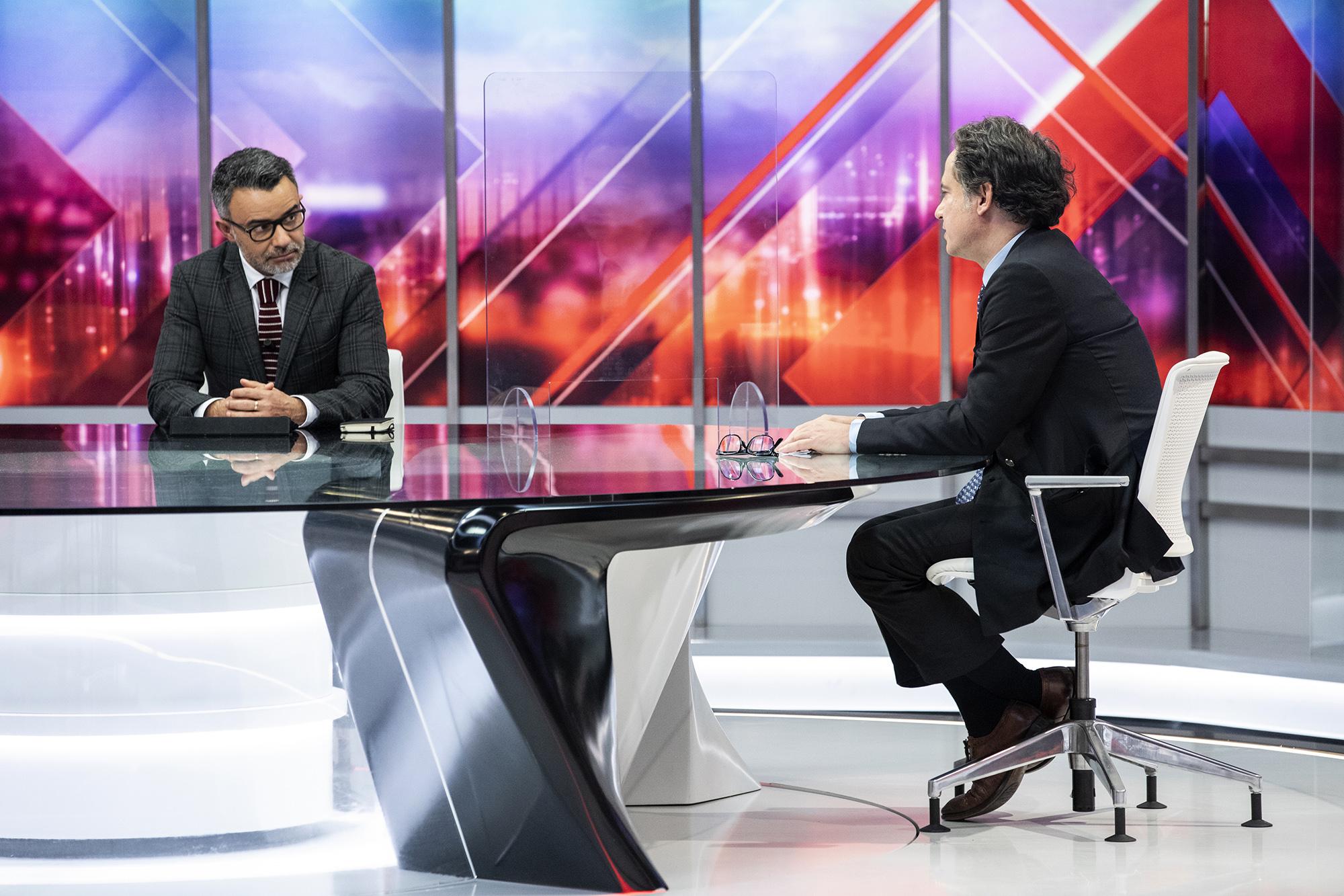 Apresentação na nova grelha da TVI24 - 25FEV21