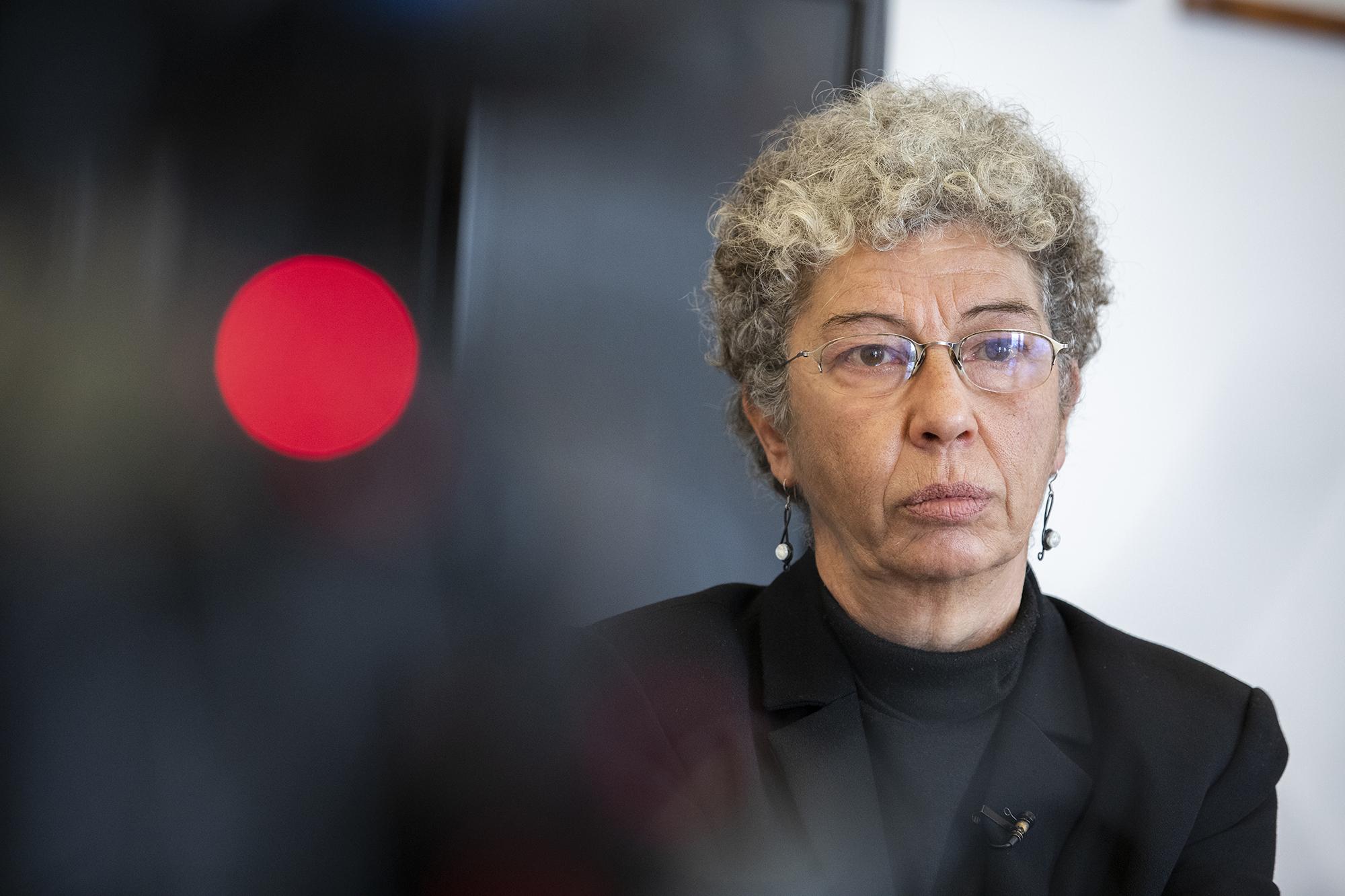 Isabel Camarinha, secretária-geral da CGTP, em entrevista ao ECO - 26FEV21