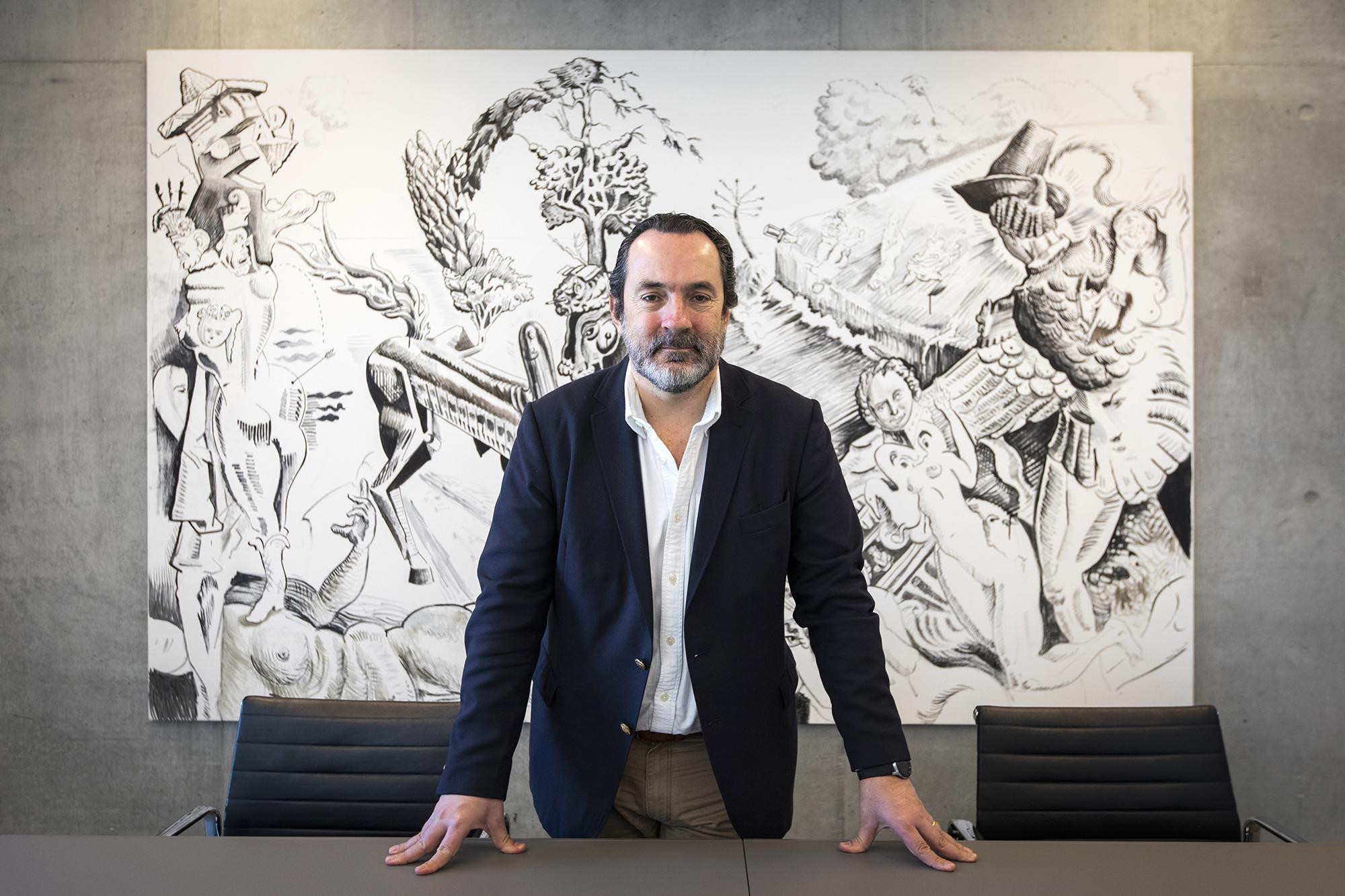 Paulo Farinha Alves, sócio da PLMJ, em entrevista ao ECO/Advocatus - 10MAR21
