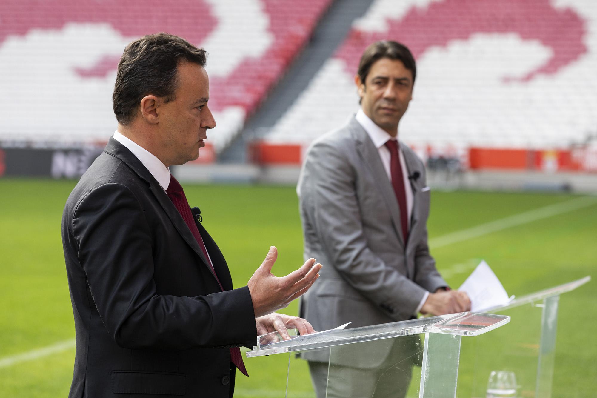 Estádio da Luz é o primeiro estádio em Portugal com tecnologia 5G - 09ABR21