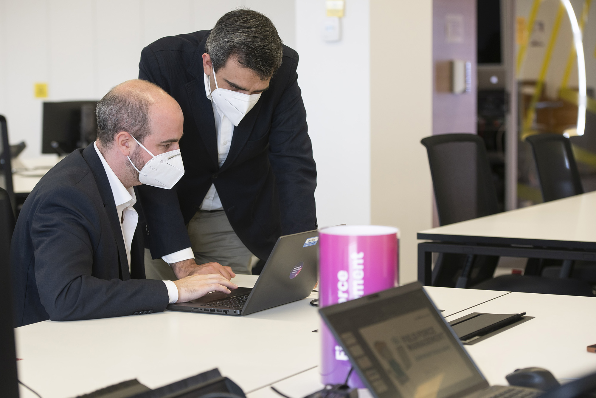 4º aniversário do Centro de Tecnologia da Accenture em Braga - 11MAI21