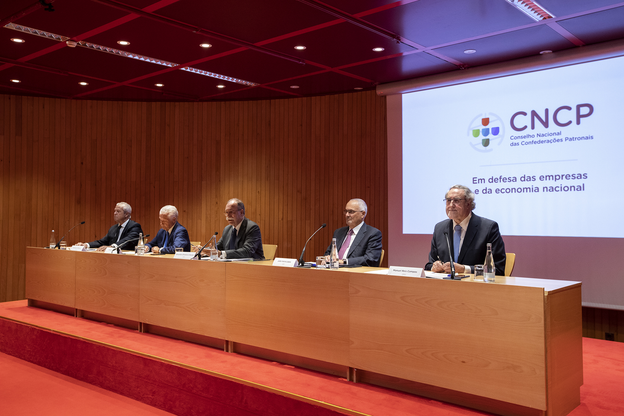 Conferência de imprensa de apresentação da CNCP - 18MAI21