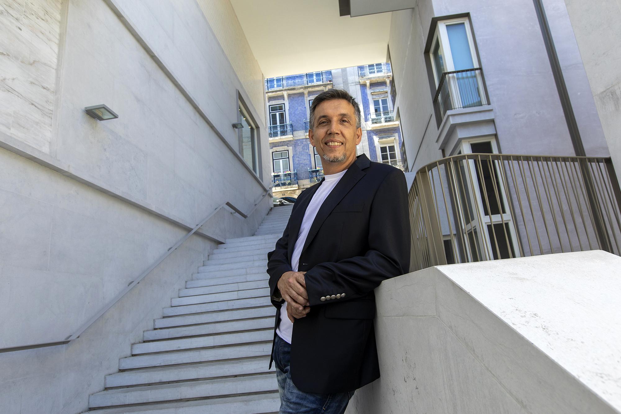 João Miranda, antigo chairman da Frulact, em entrevista ao ECO/Pessoas - 28JUN21