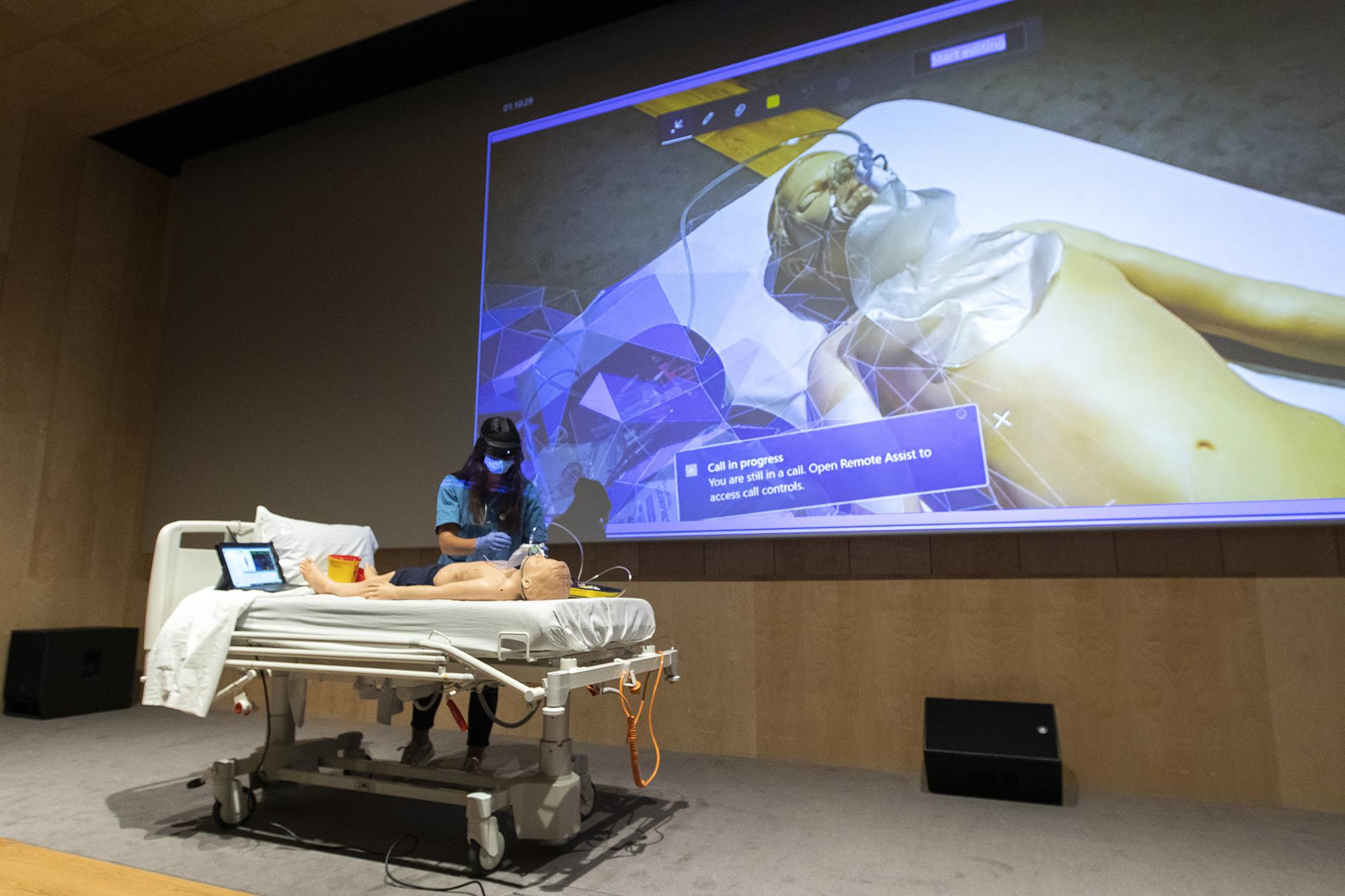 O Hospital da Luz é o 1º hospital equipado com tecnologia 5G - 16JUN21