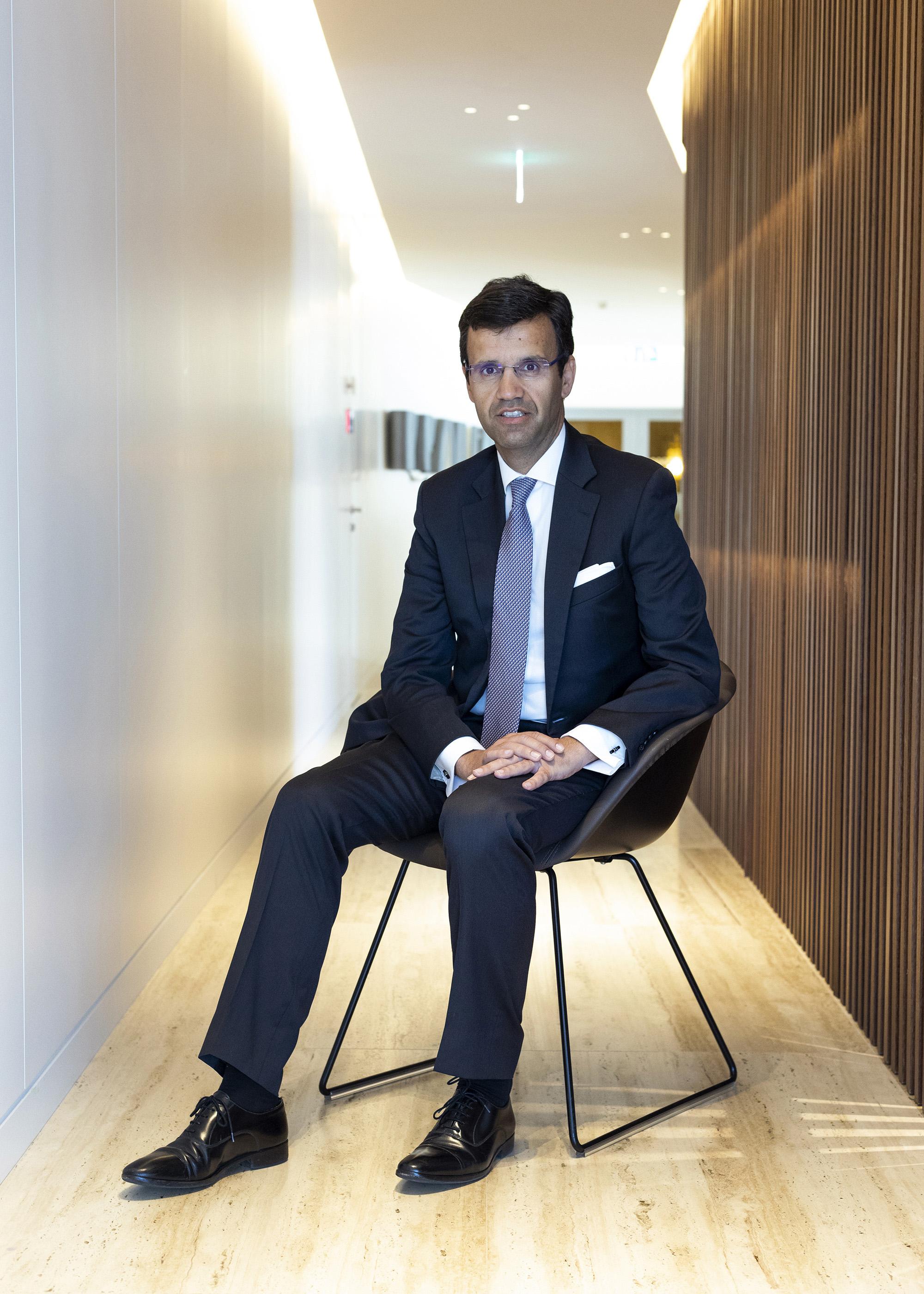 Nuno Lousa, partner da Linklaters, em entrevista ao ECO/Advocatus - 09JUN21