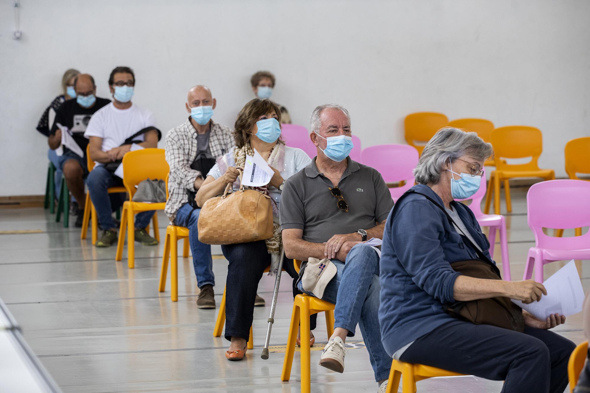 """Centro de Vacinação """"Casa Aberta"""" na Cidade Universitária - 06JUL21"""