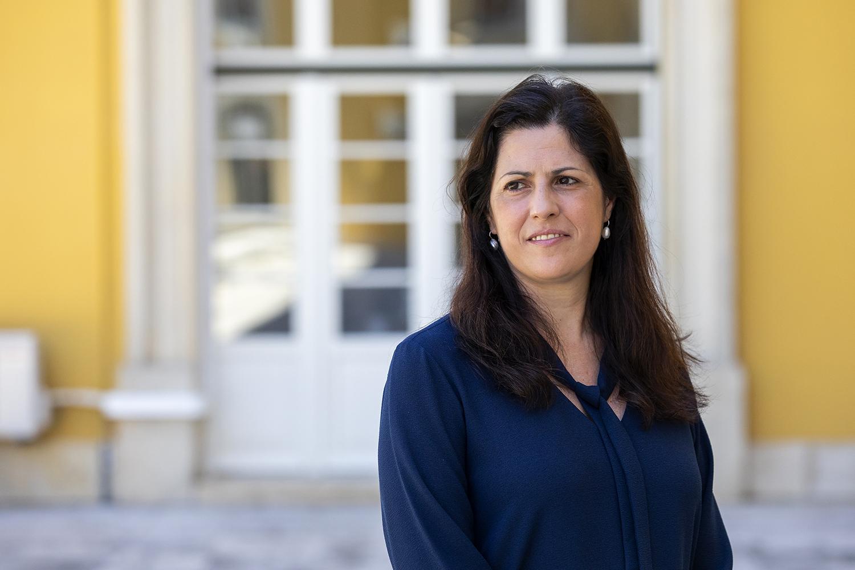 Cláudia Joaquim, Secretária de Estado do Orçamento, em entrevista ao ECO - 01JUN21